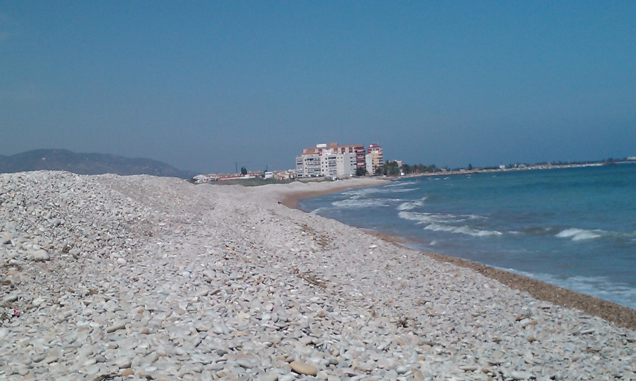 Foto playa Sud de Torreblanca / Playa del Prat. Torrenostra