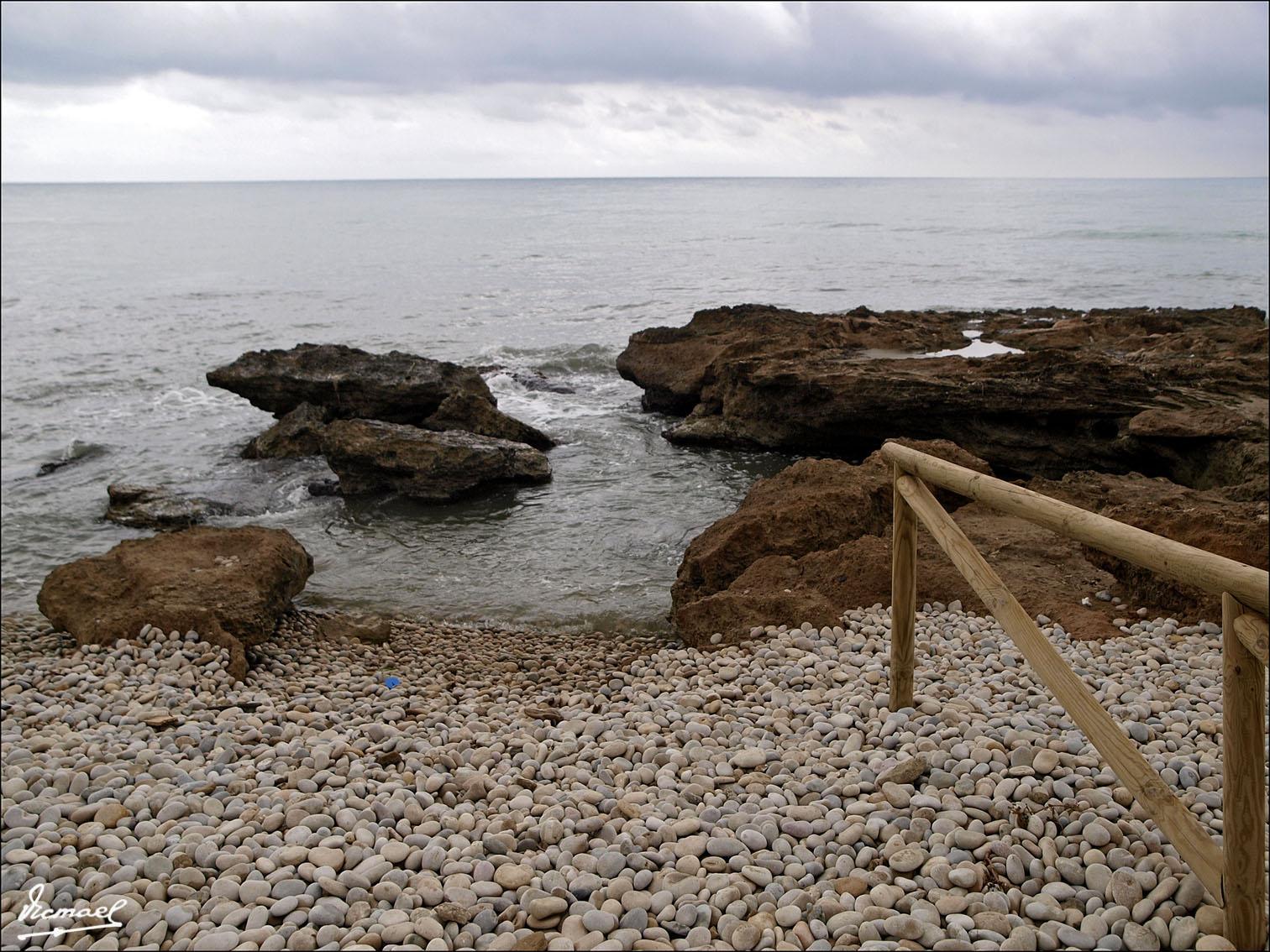 Foto playa Cuartel Vell / Quartell Vell. 090906-06 PARQUE PRAT DE CABANES