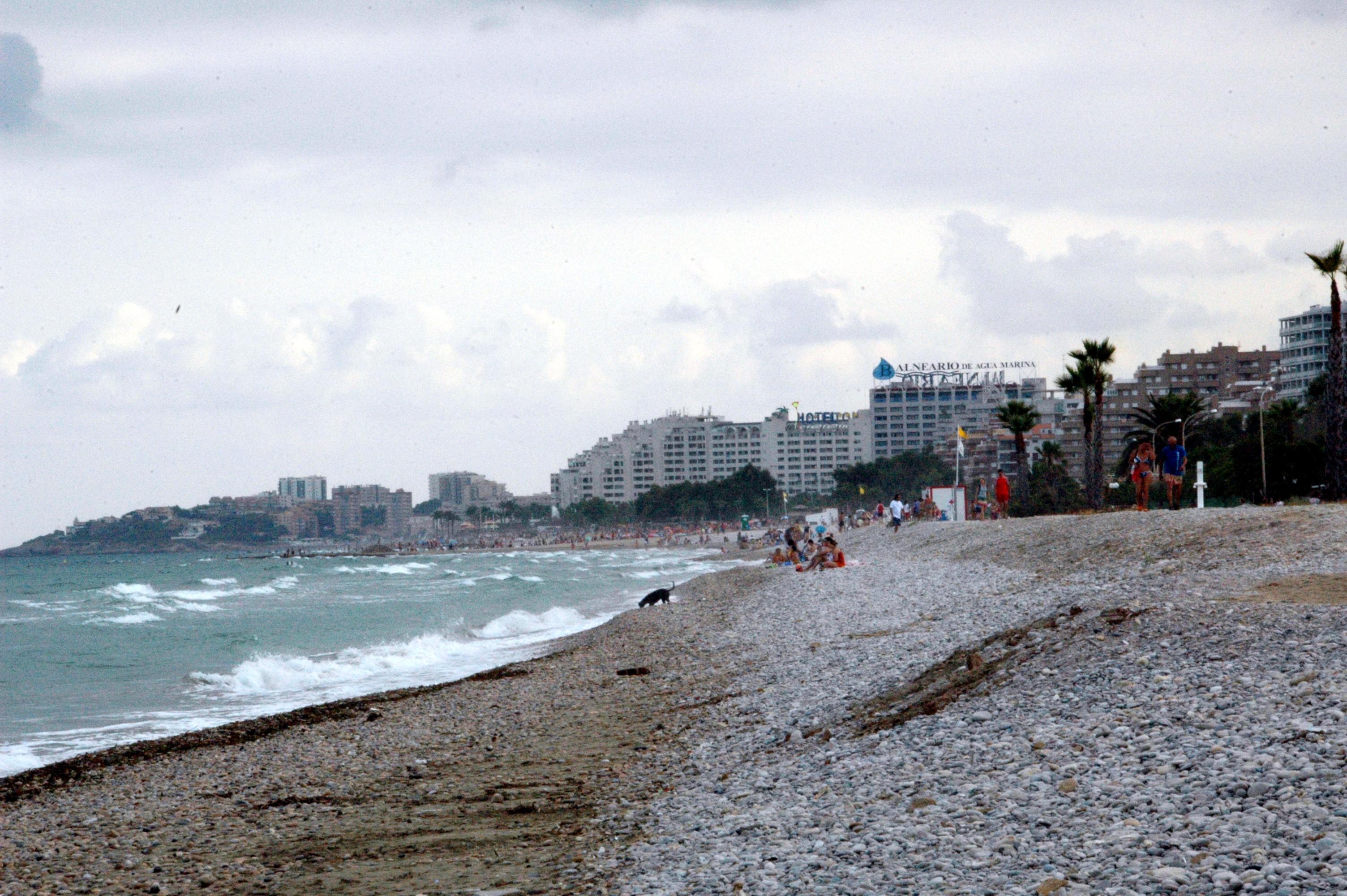 Foto playa Cudolá. Marina d´Or - Platja