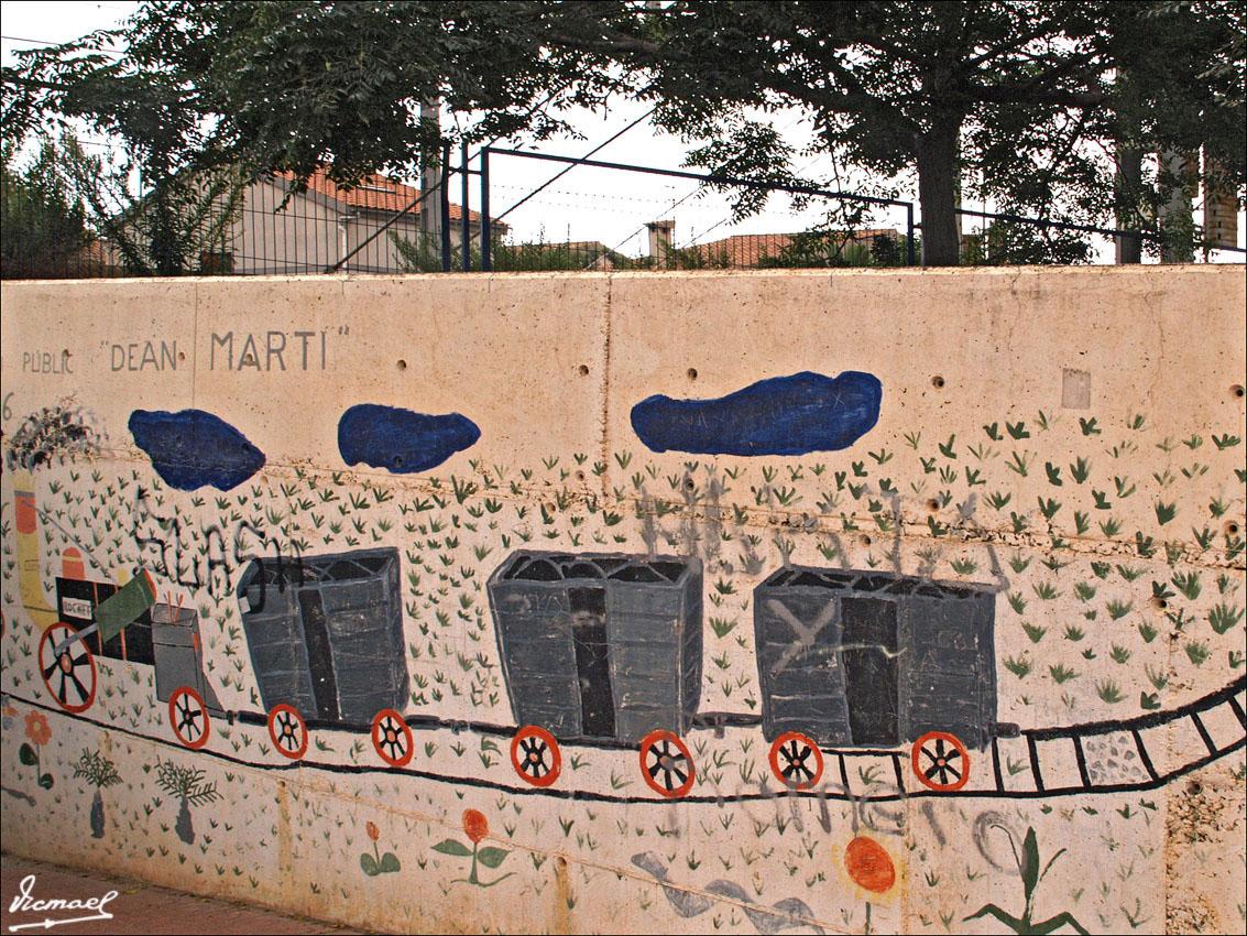 Foto playa Morro de Gos. 70912-31 VUELTA CICLISTA 2007
