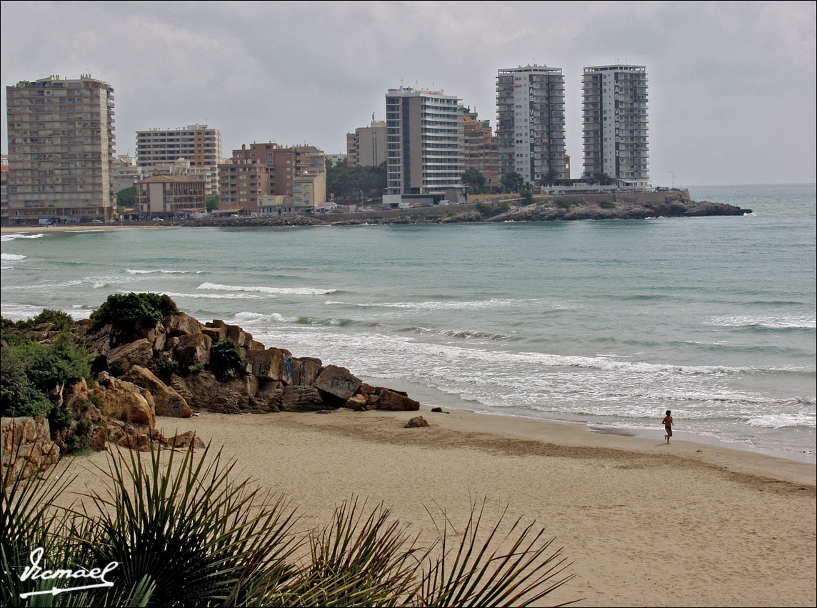 Foto playa La Concha / La Conxa. 60610-010 OROPESA