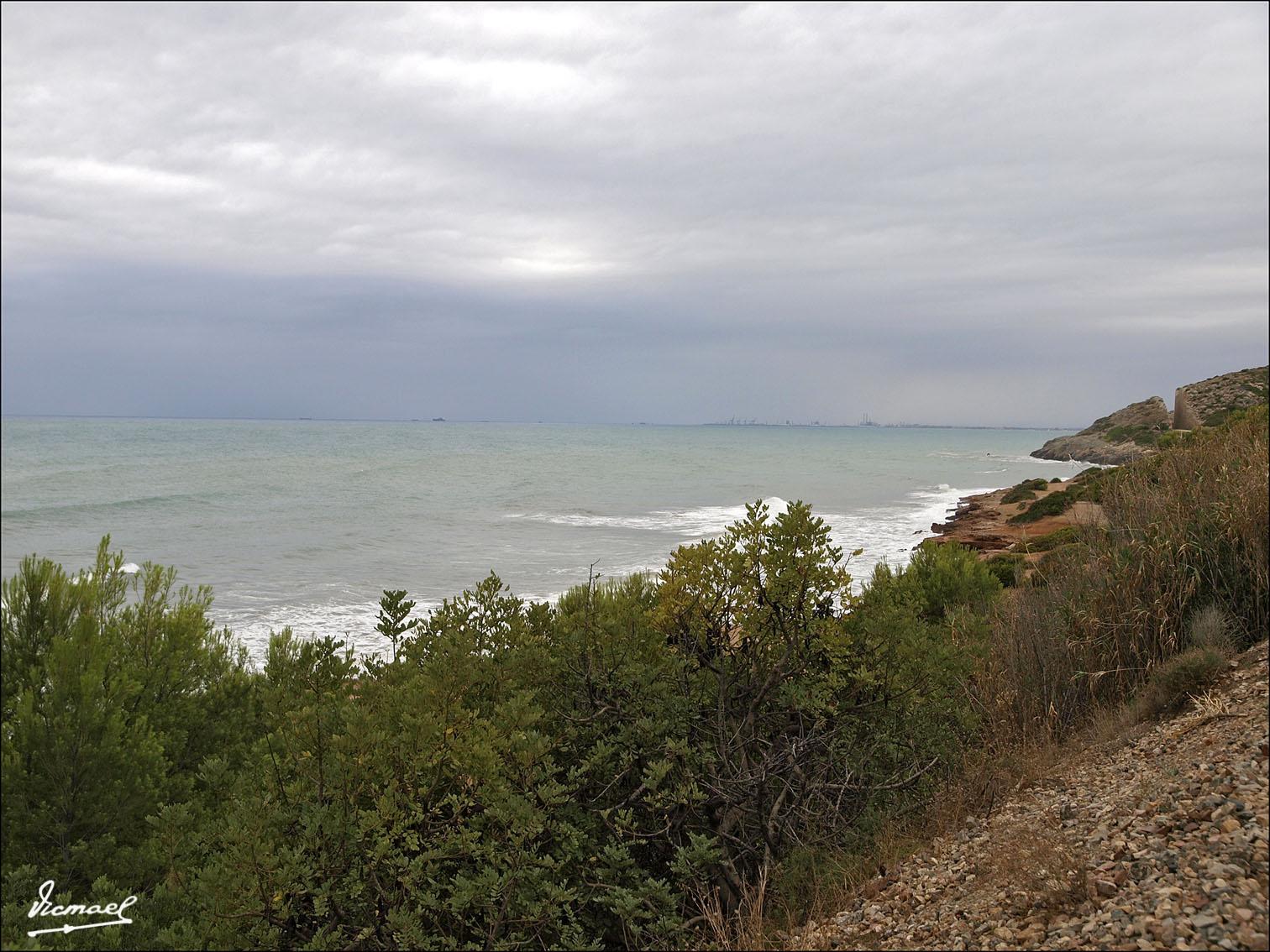 Foto playa Renega. 090905-64 CAMINO VERDE OROPESA-BENICASIN