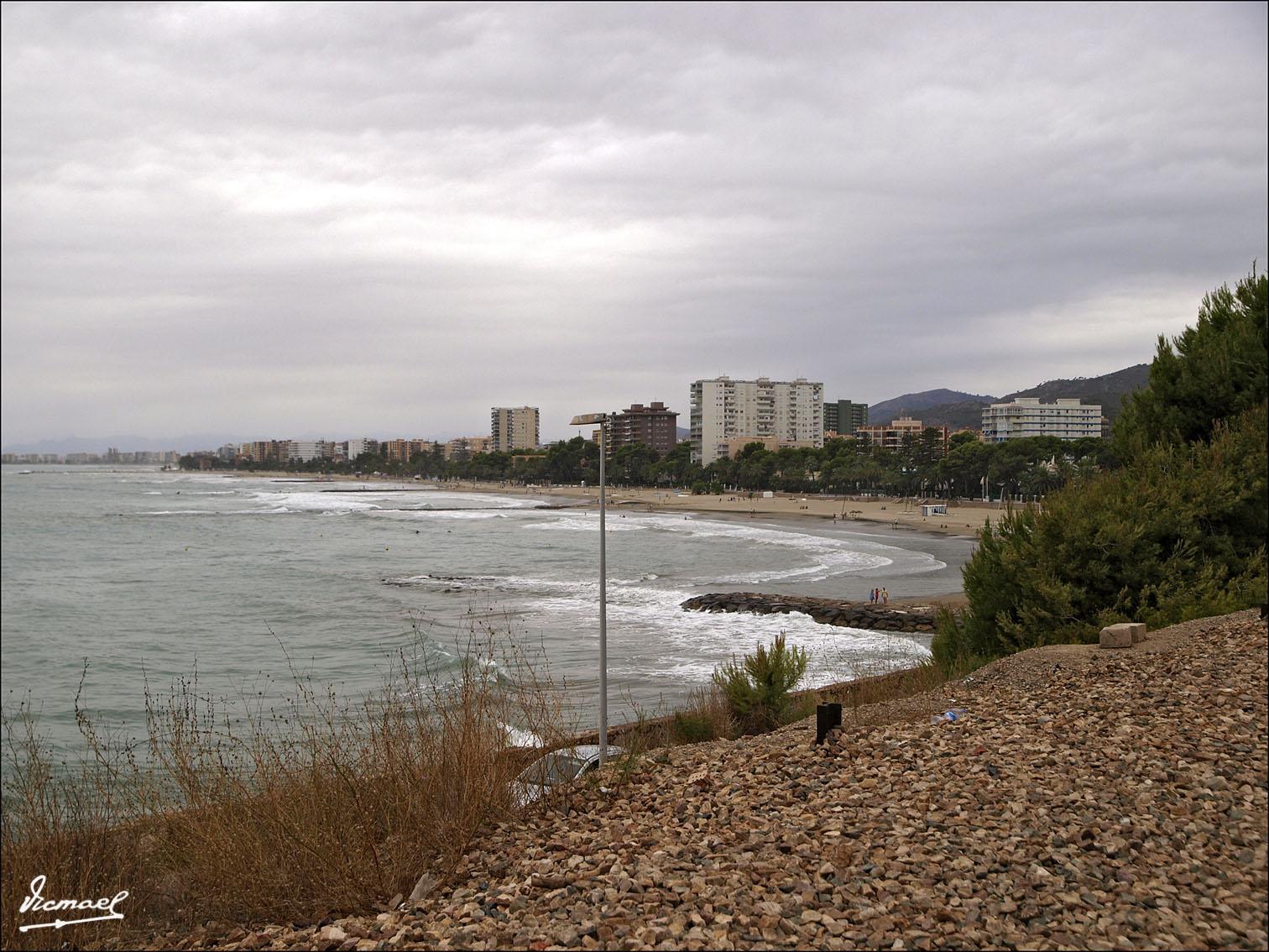 Foto playa Cala del Retor. 090905-79 BENICASIN
