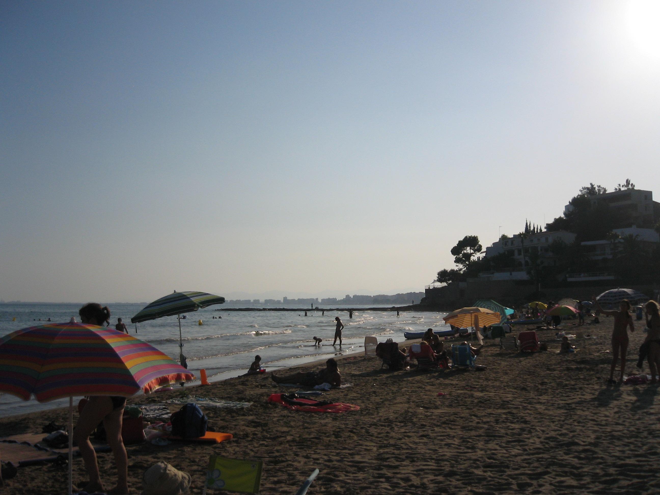 Foto playa Cala del Retor. Playa de Plagetes