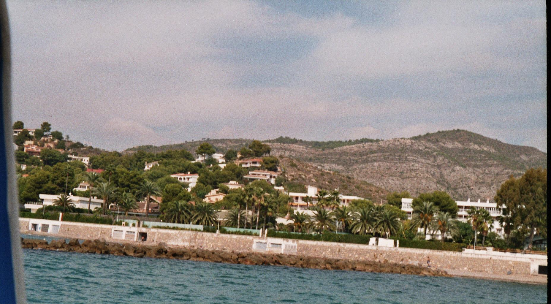 Foto playa Cala del Retor.
