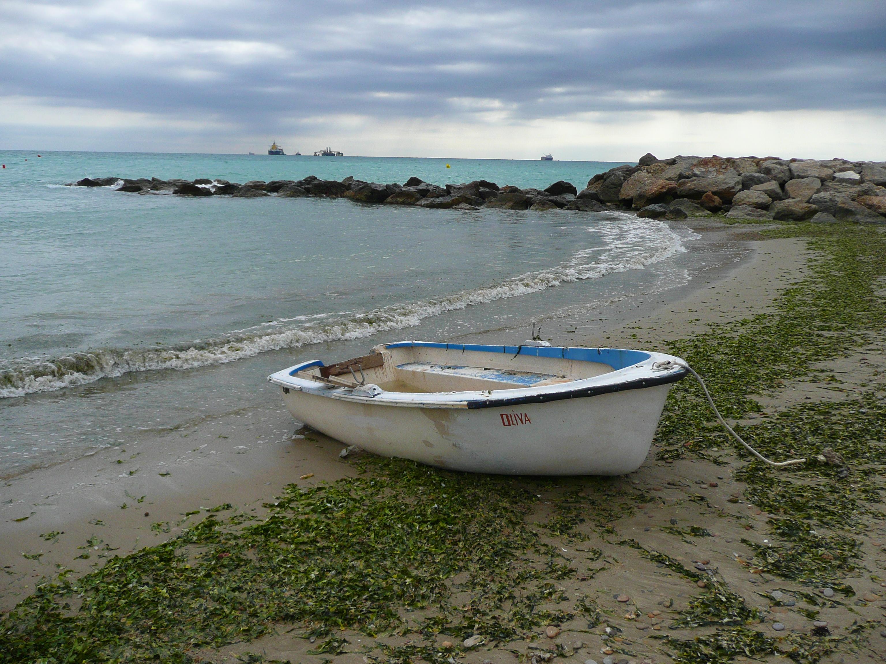 Foto playa Ben Afeli / Benafeli.
