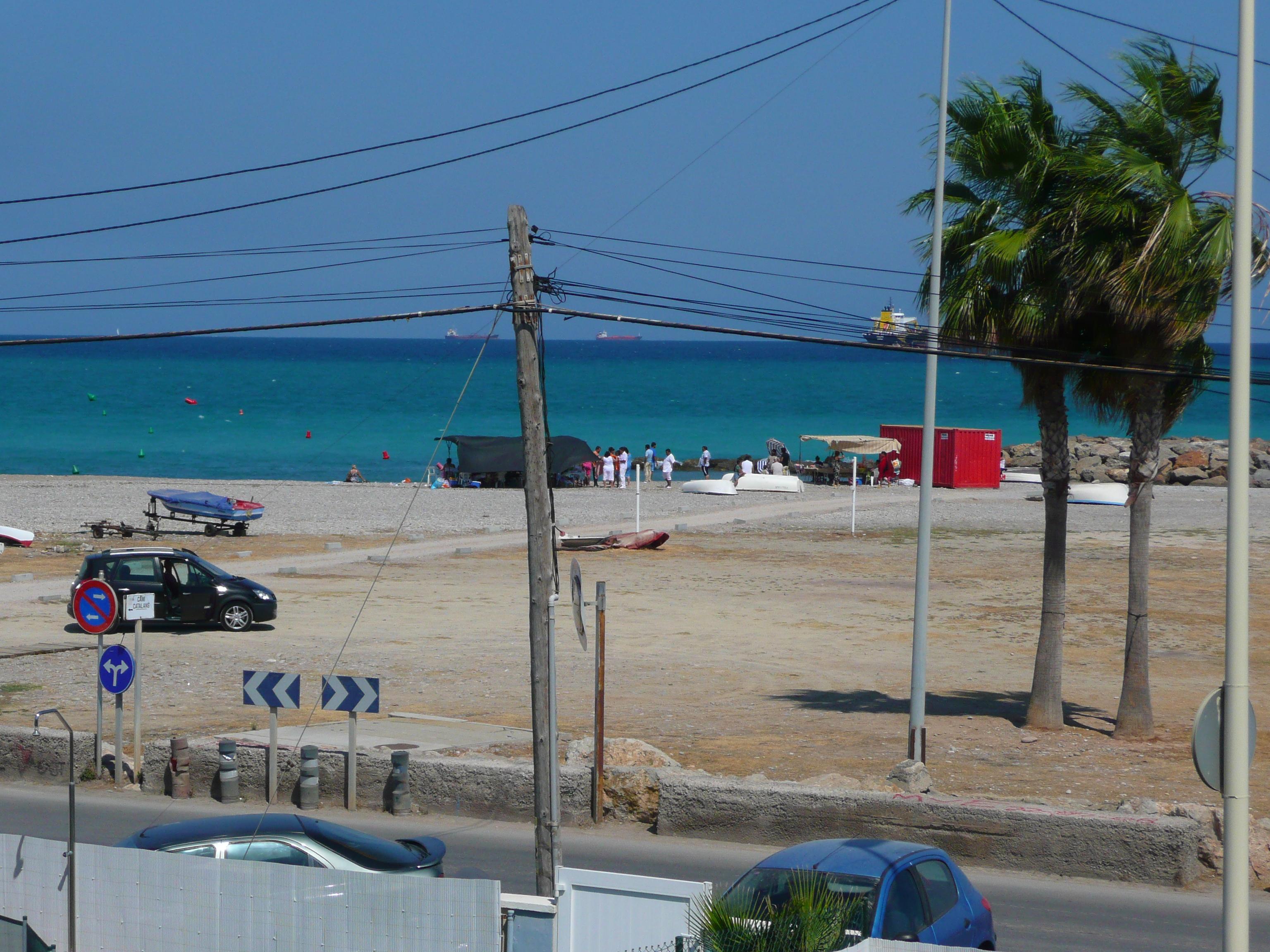 Foto playa Ben Afeli / Benafeli. domenica in spiaggia, estate 08