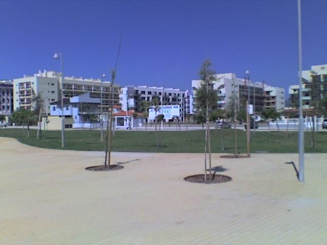 Foto playa El Grau. nuevas construcciones