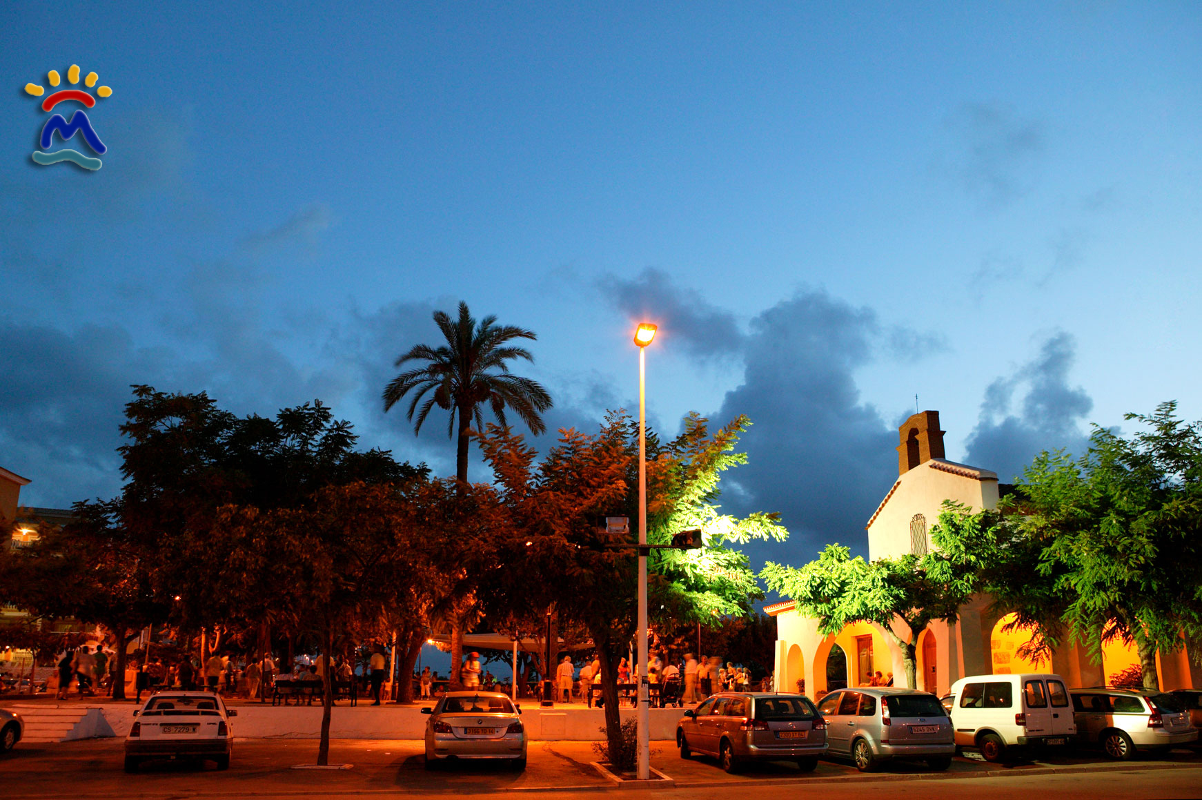 Foto playa Masbo. ermita 1