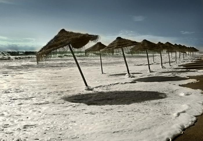Foto playa Linda Vista. San Pedro de Alcantara
