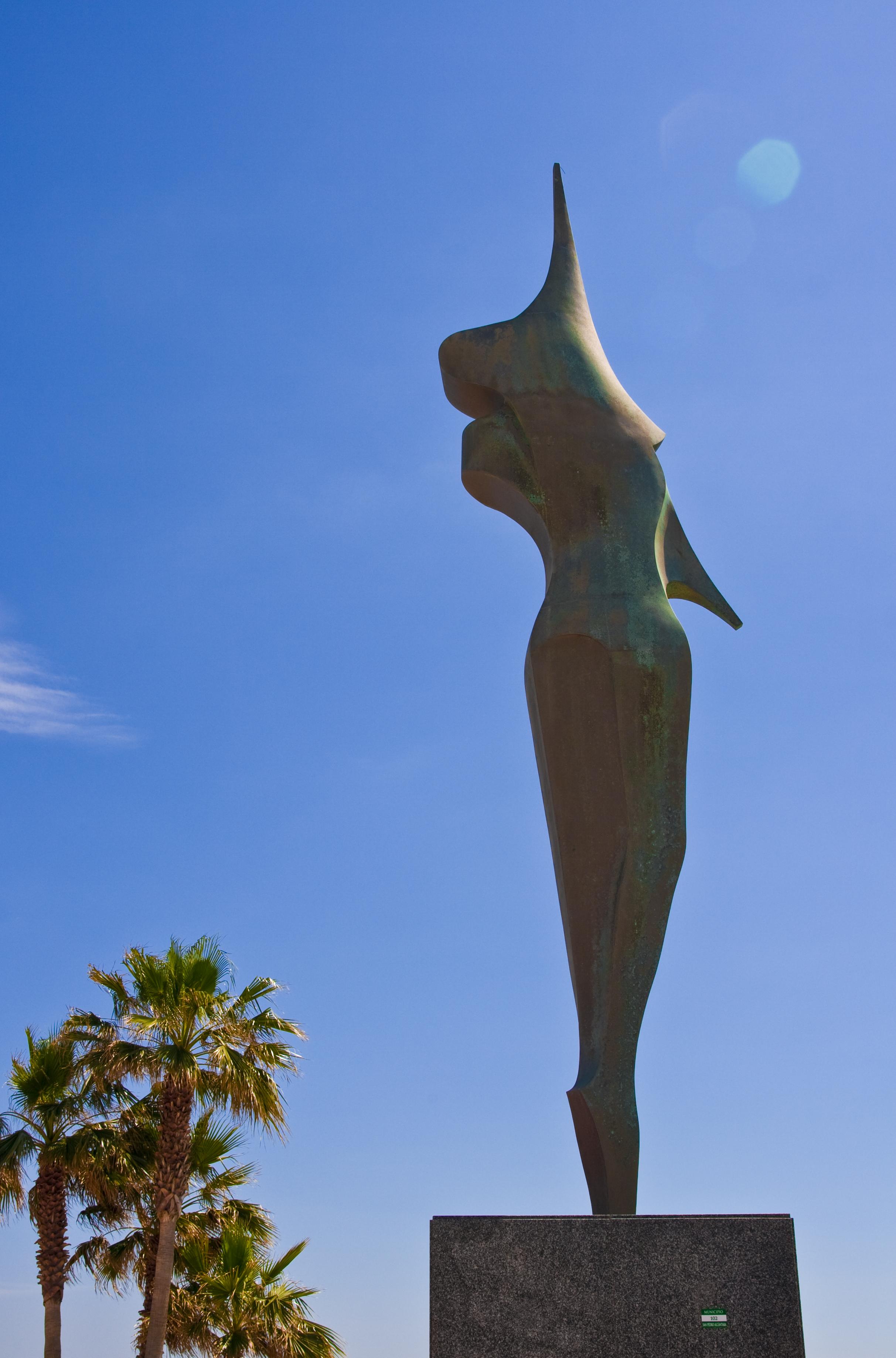 Foto playa Linda Vista. San Pedro de Alcántara