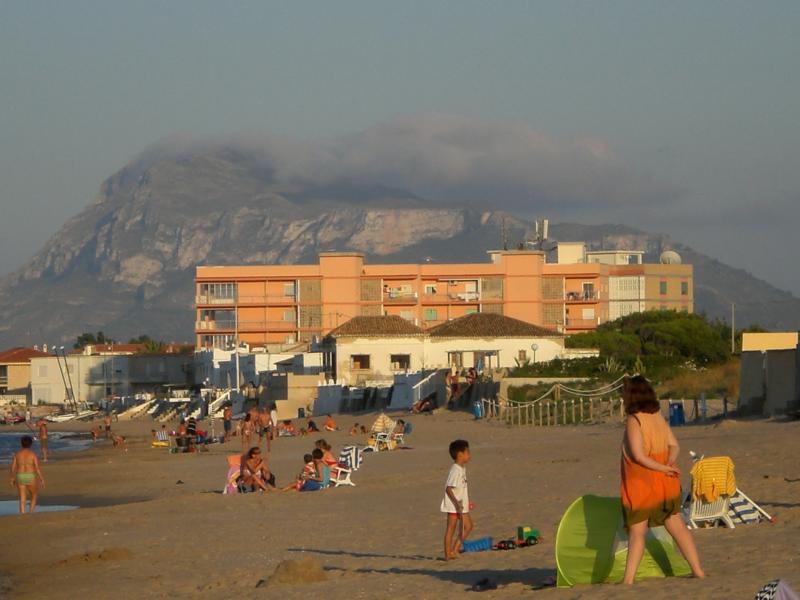 Foto playa L'Estanyo. Els Pobles