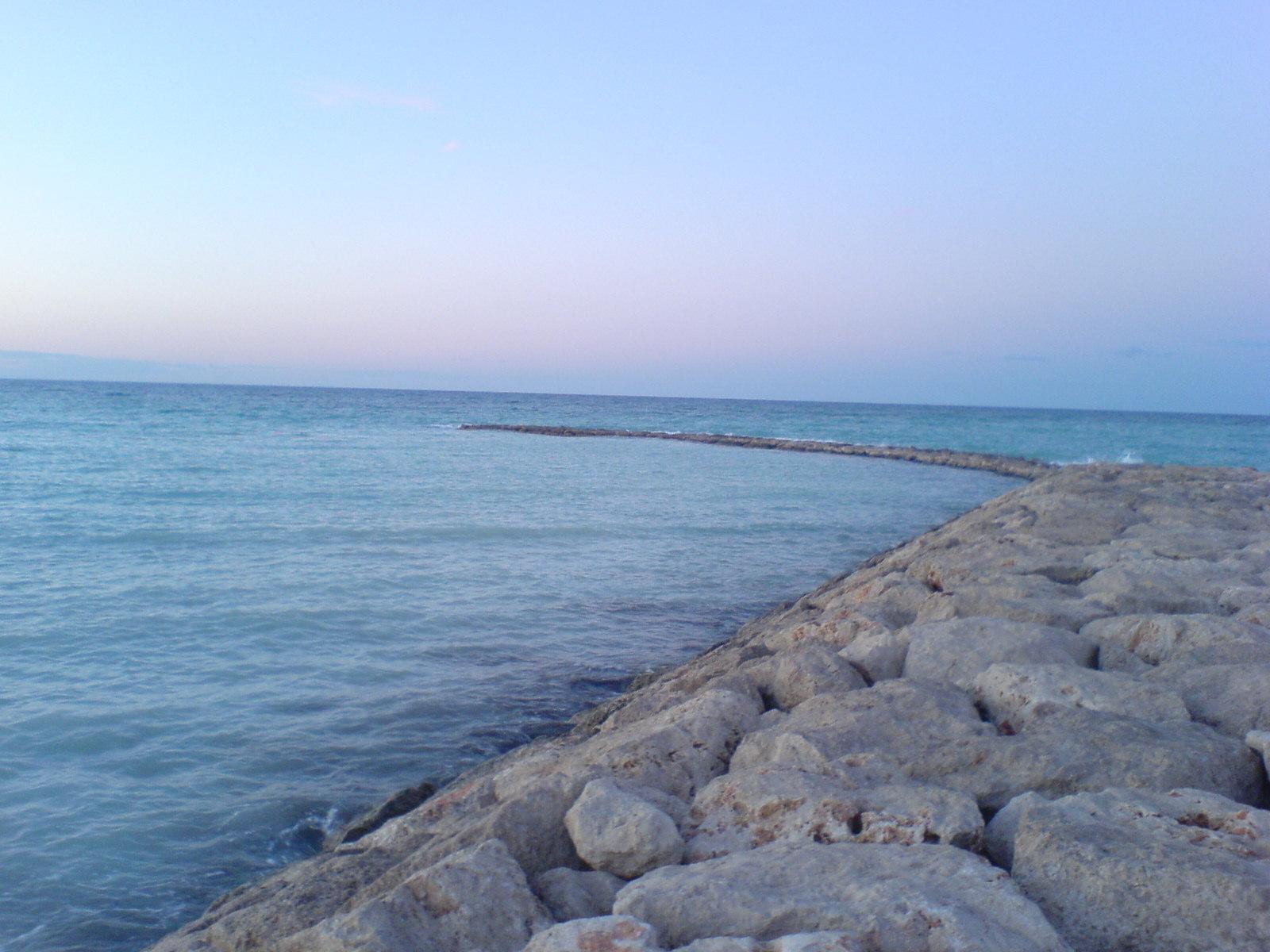 Foto playa La Almadraba. Almadrava