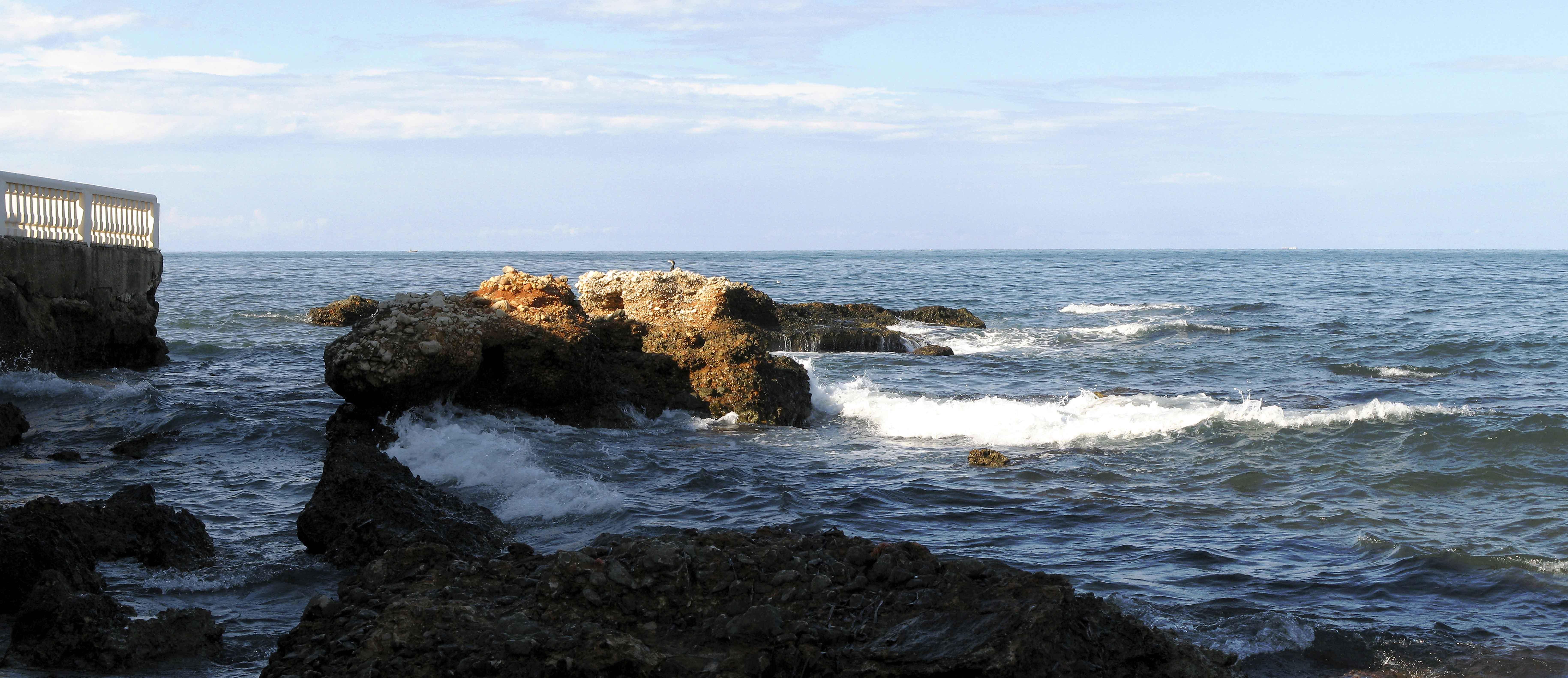 Foto playa Sorts de Mar / Costa la calma. Cala de Les Rotes, Dénia, capital de la comarca de la Marina Alta, Alicante