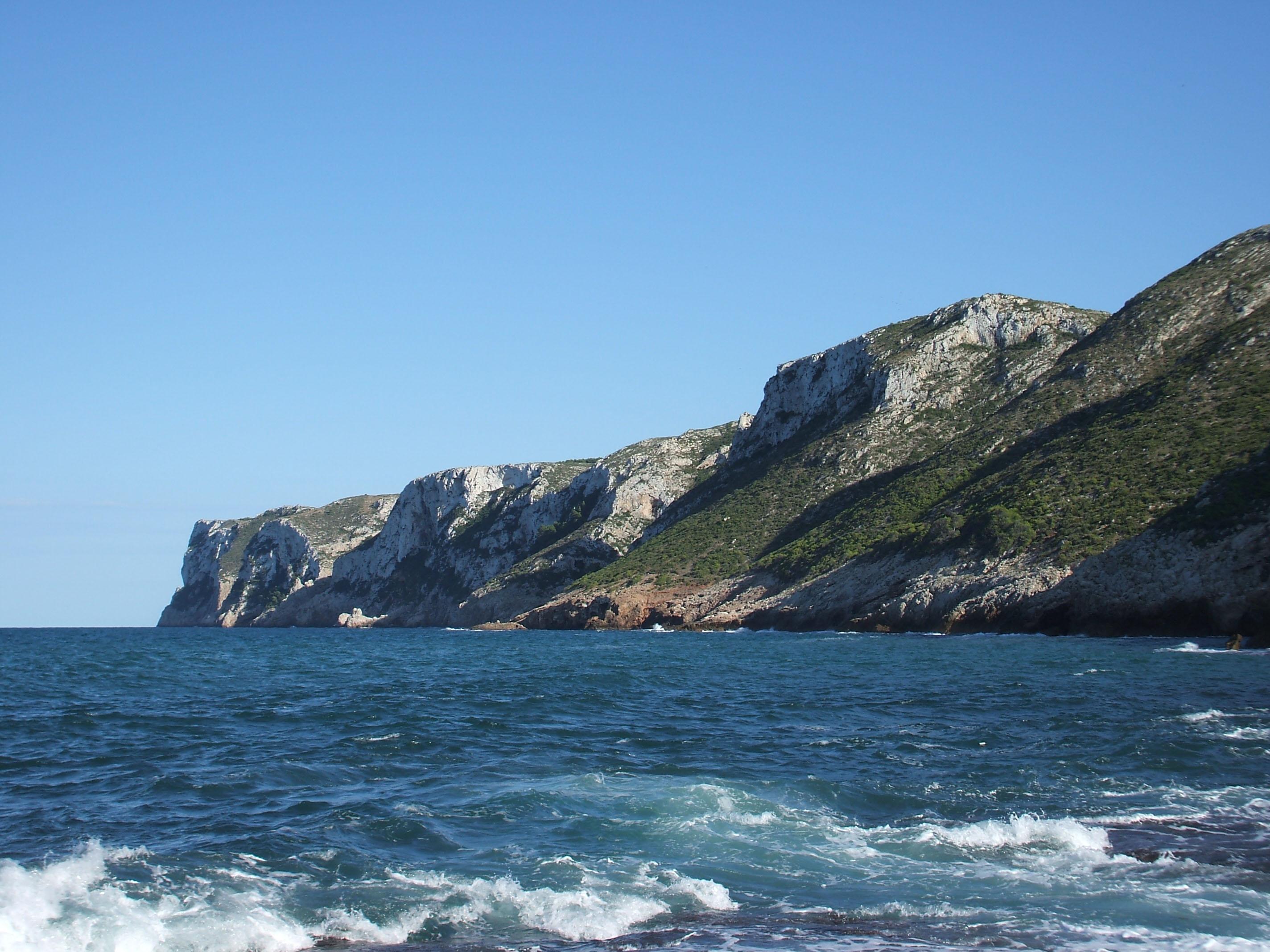 Foto playa Les Rotes / Punta negra / Raco del goset. Denia, Les Rotes