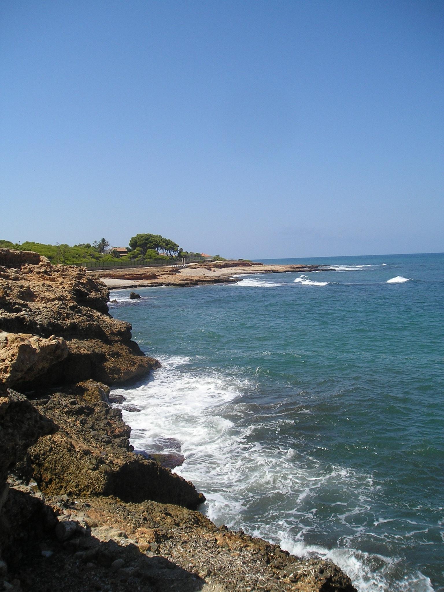 Foto playa Les Rotes / Punta negra / Raco del goset. Les Rotes