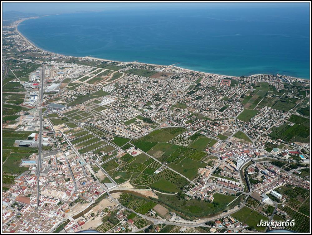 Foto playa Setla-Mirarrosa. Els Poblets de la Marina