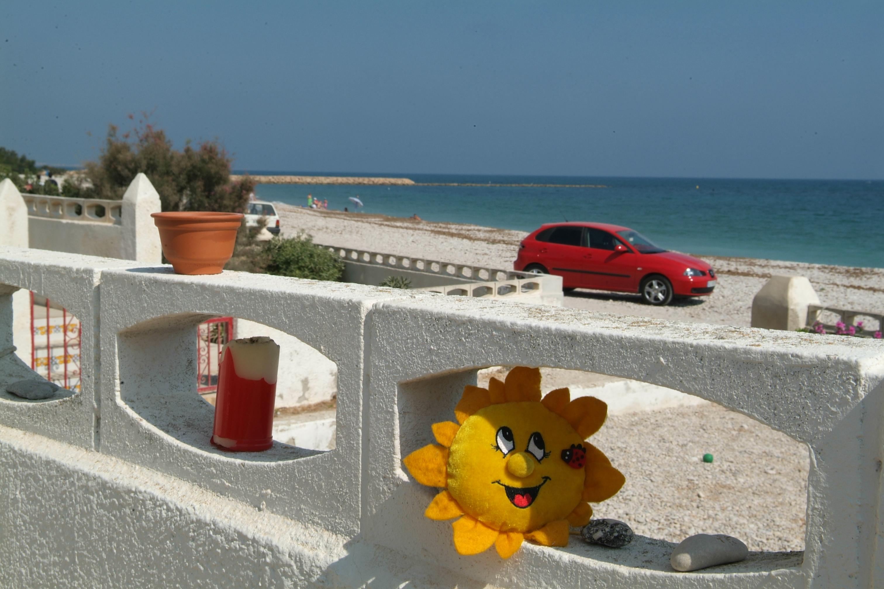 Foto playa Setla-Mirarrosa. almadrava nr. 14