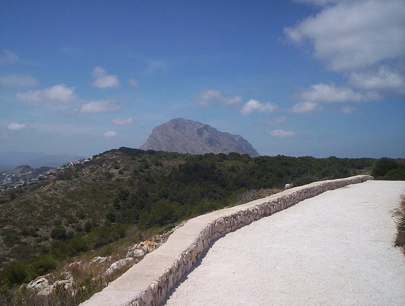 Foto playa Pope / Tango. View over Javea