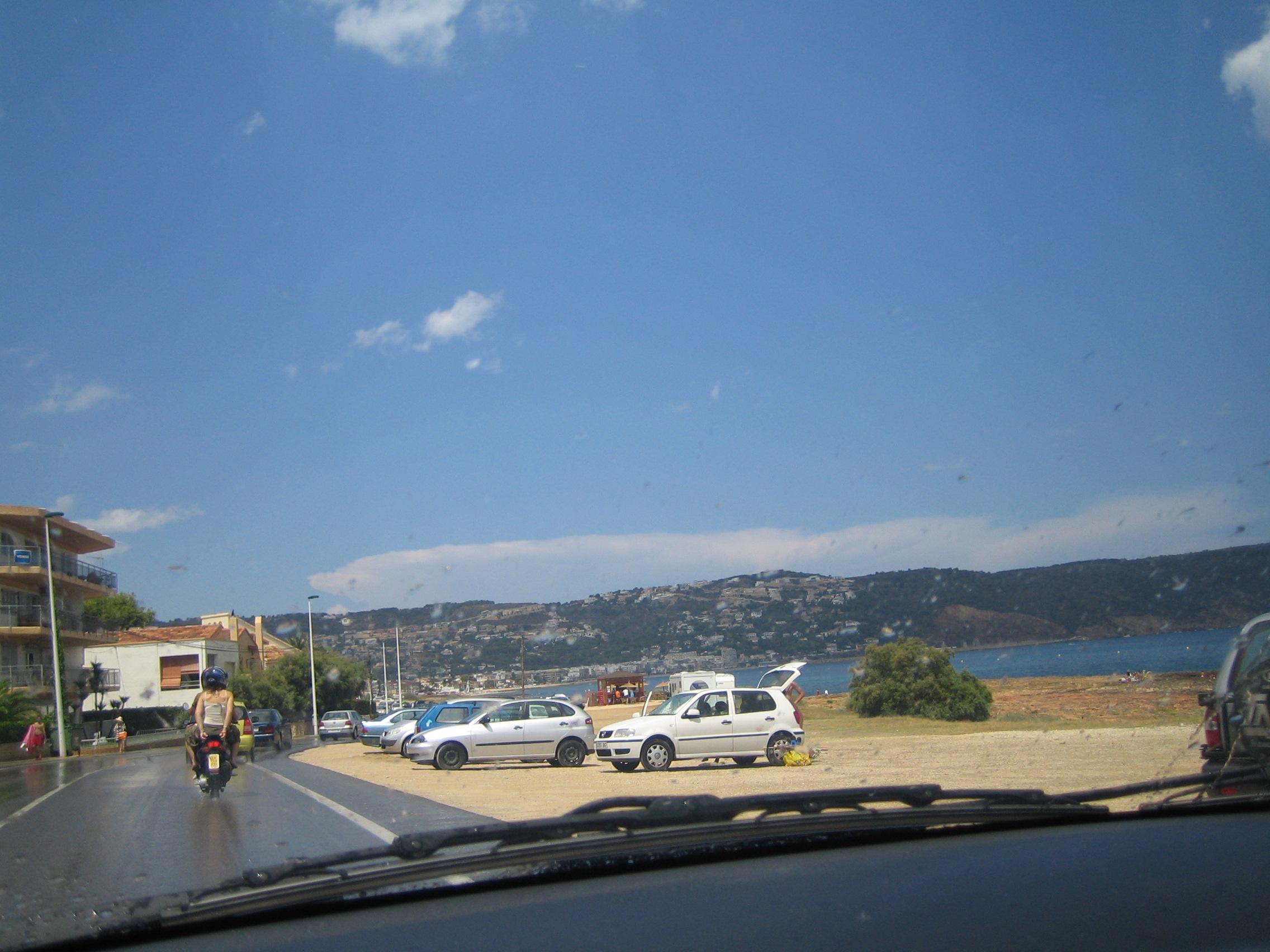 Foto playa Primer Montañar. Javea