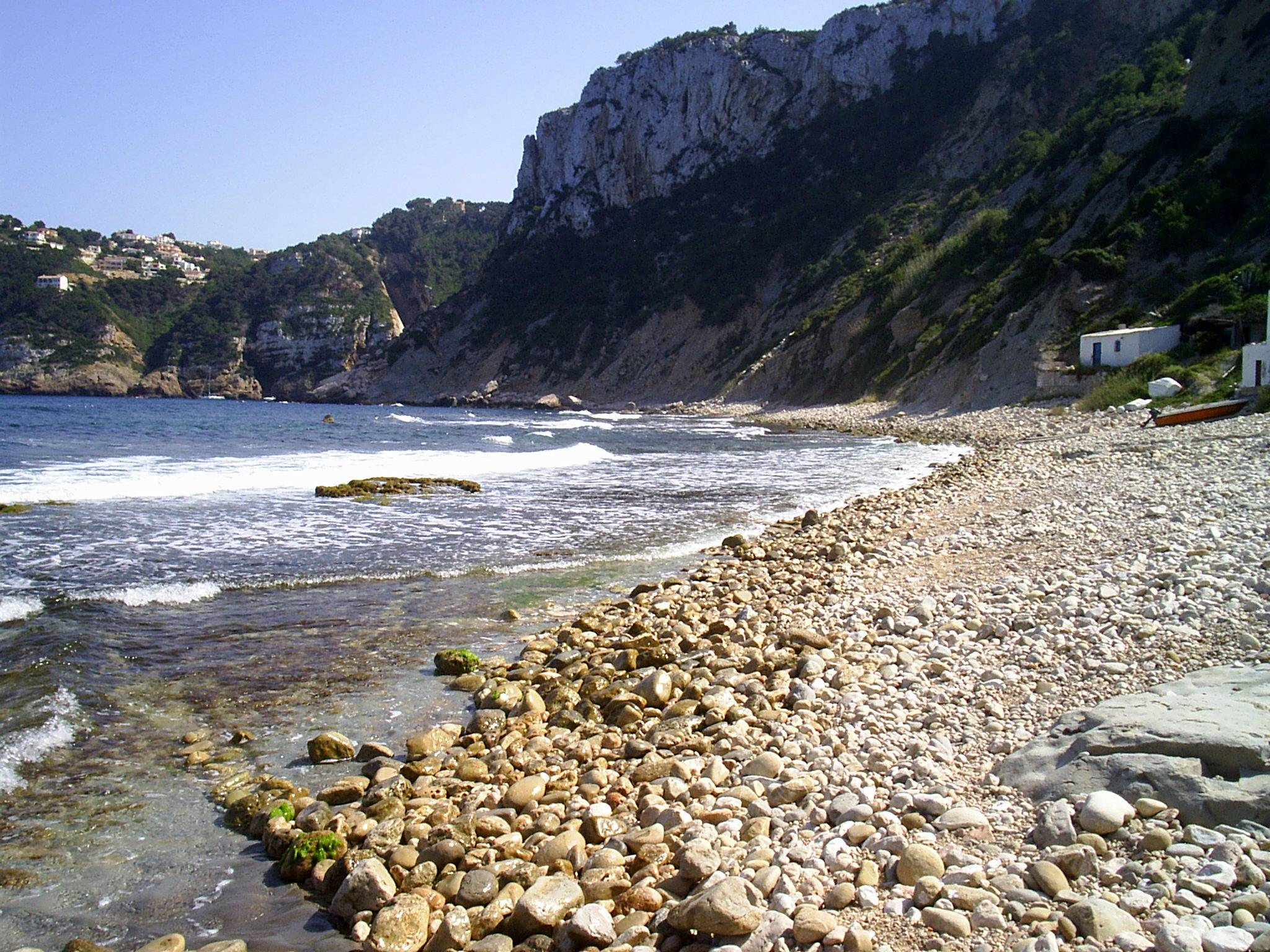 Foto playa Portichol / La Barraca. platja de portitxol