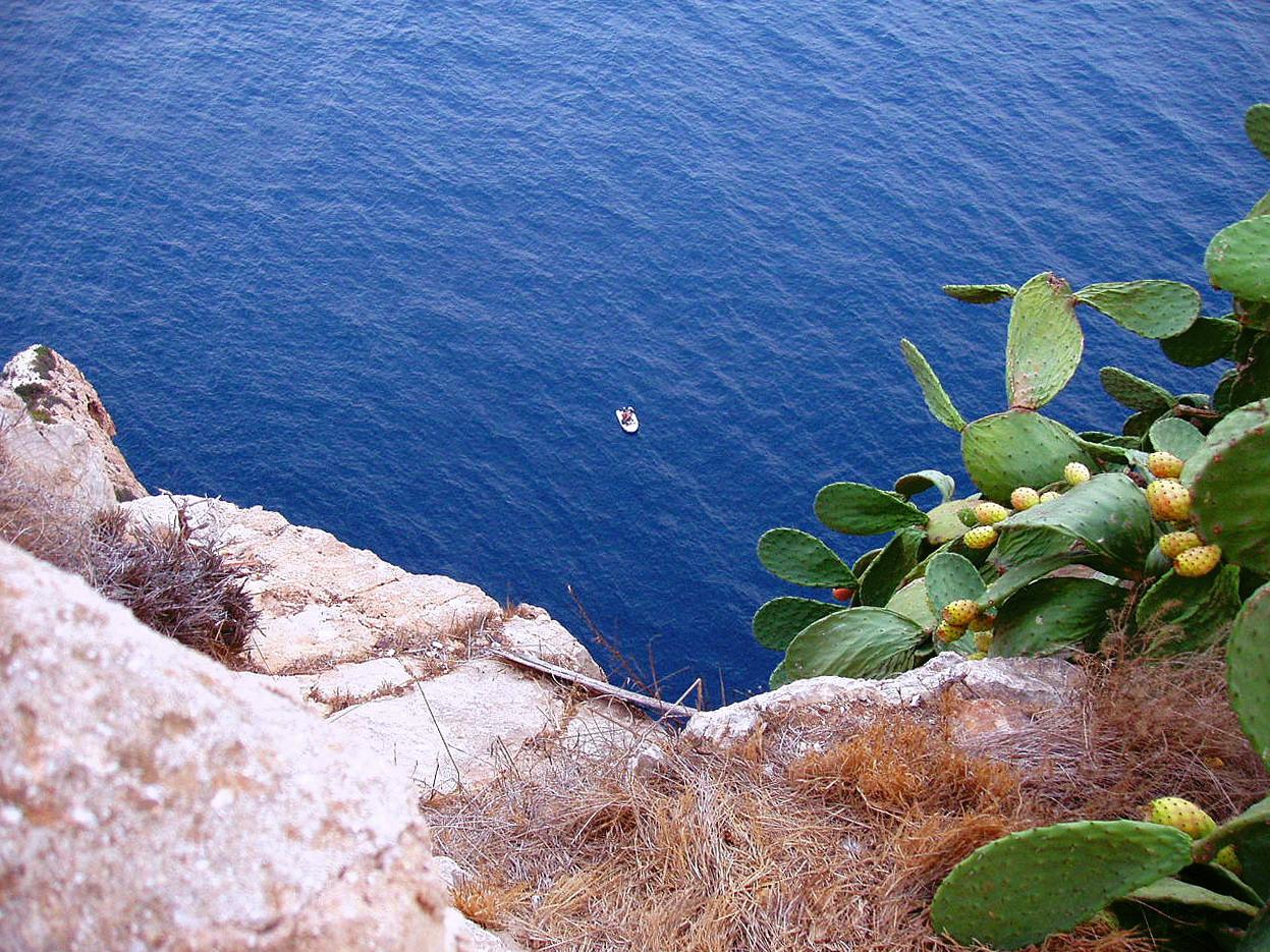 Foto playa Portichol / La Barraca. Cabo de la Nao, Javea, Alicante, España