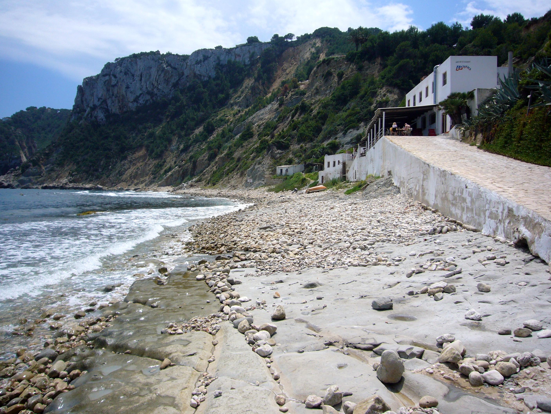 Foto playa Portichol / La Barraca. La Barraca