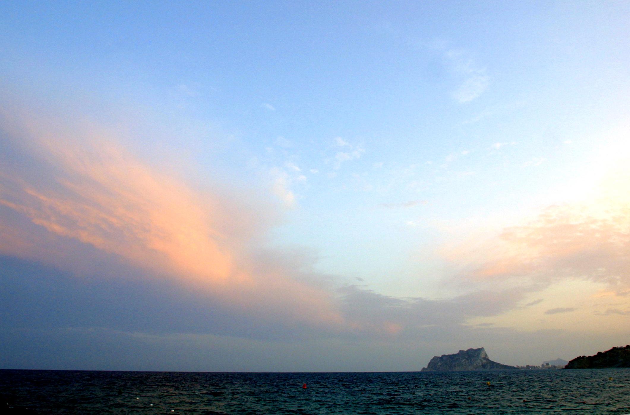 Playa El Portet / El Portet de Moraira