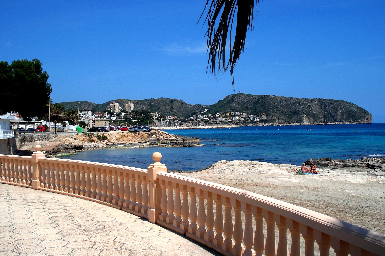 Playa El Baladrar