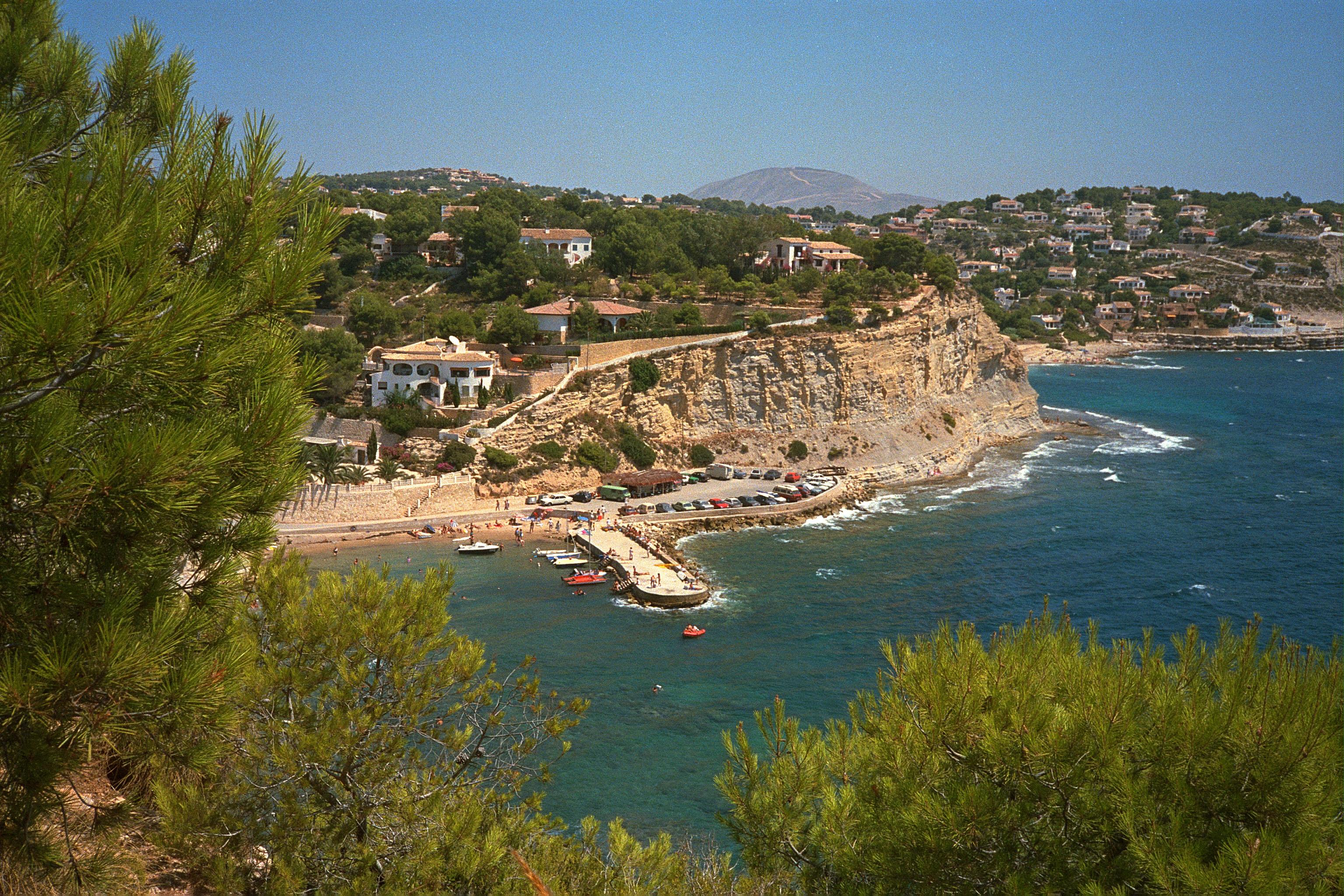 Playa La Llobella