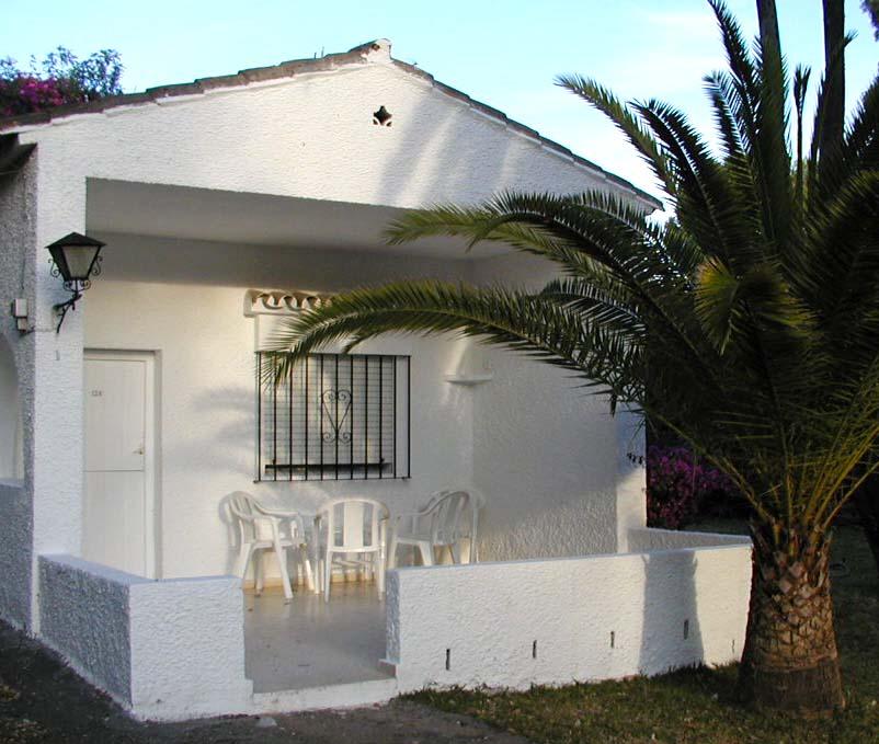 Foto playa El Saladillo / Villacana / Costalita. Hotel Santa Marta, Marbella, Spain