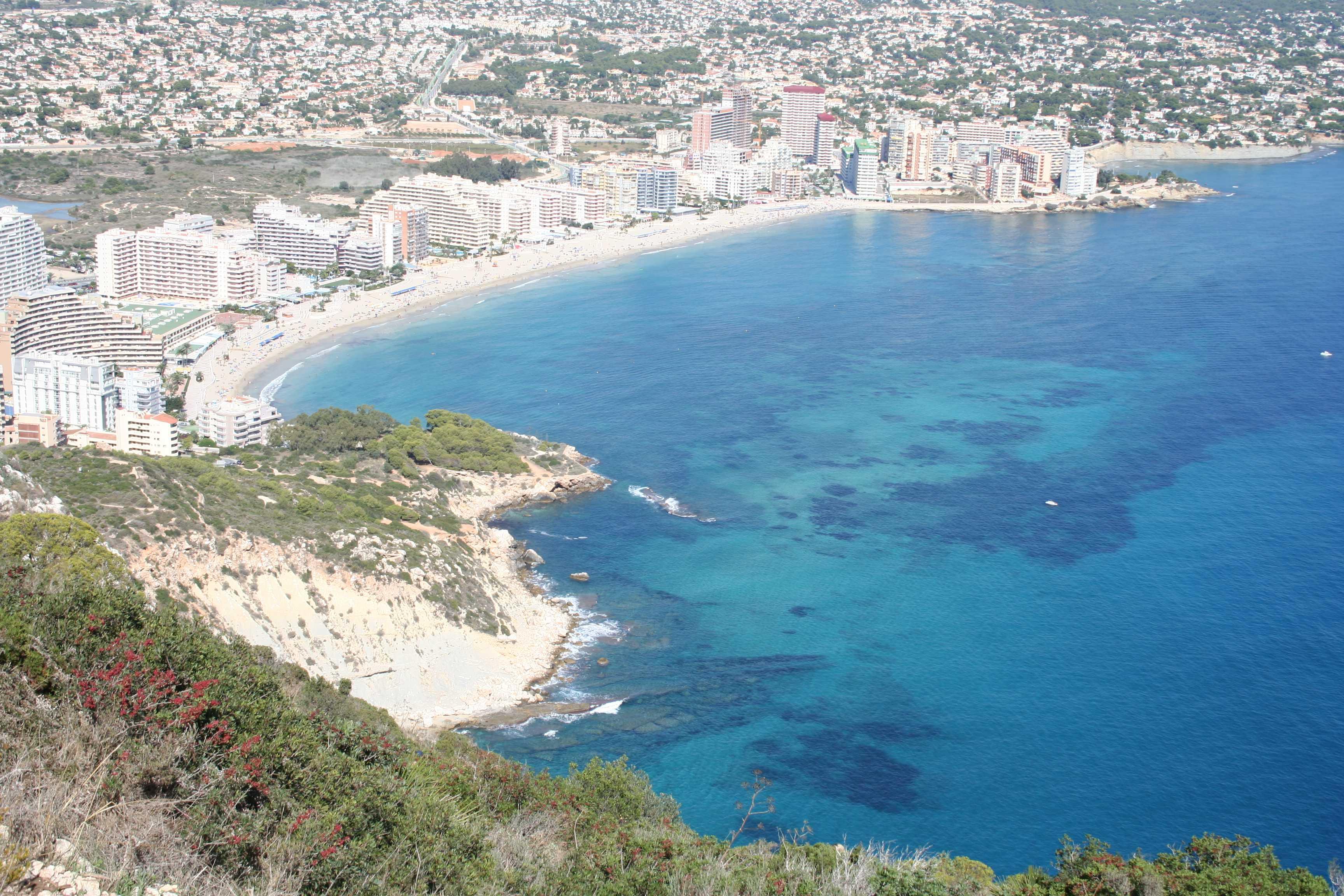 Playa Cala Calalga