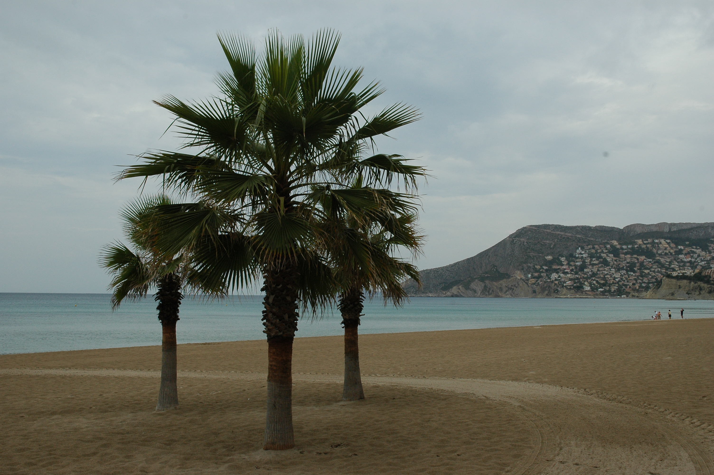 Foto playa Puerto Blanco. Calpe