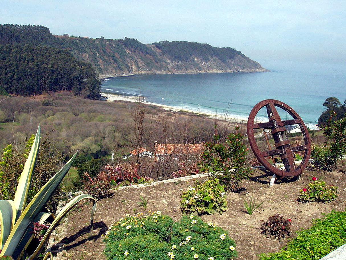 Foto playa La Olla. La Concha de Artedo, Asturias