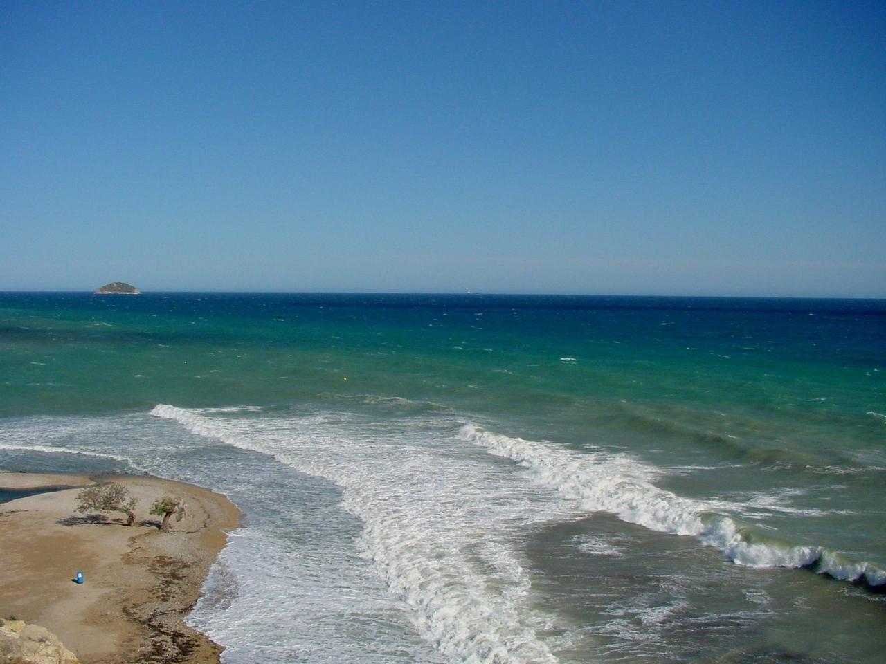 Foto playa El Torres / Playa del Rio Torres. Playa rio Torres