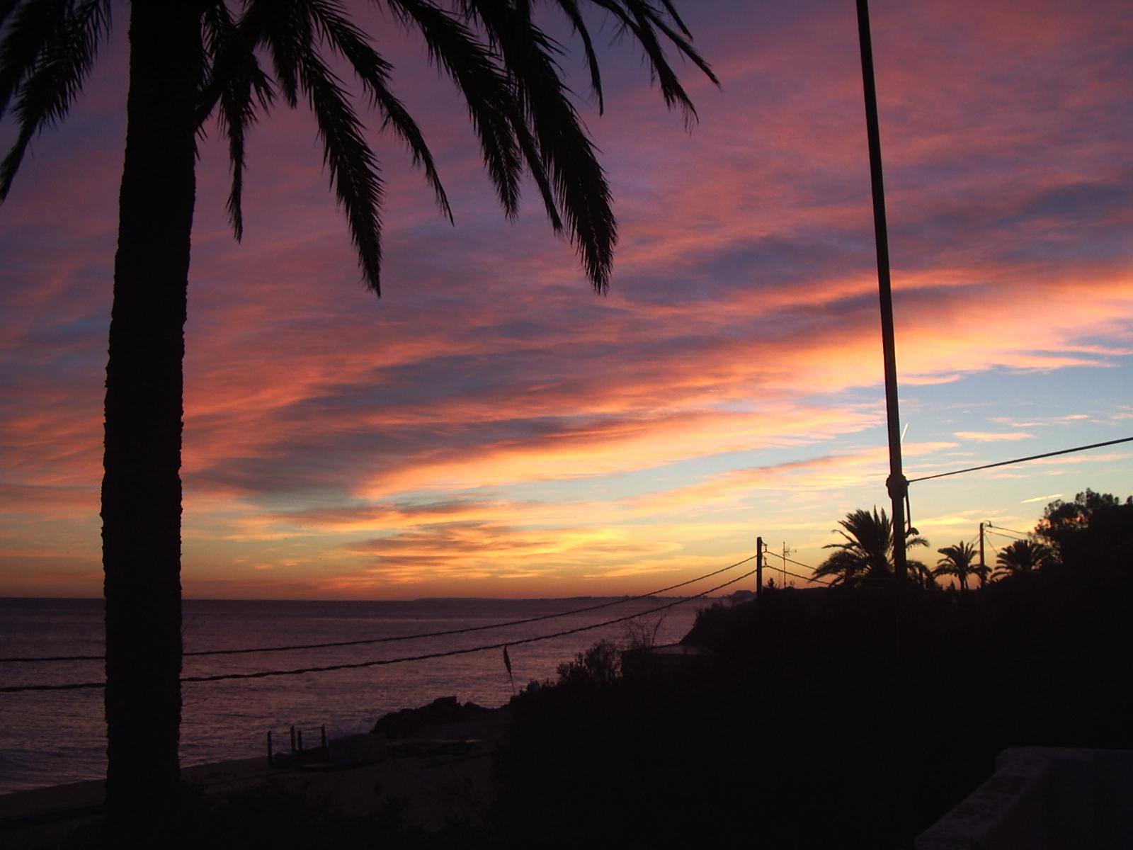 Playa El Parais / El Paraiso