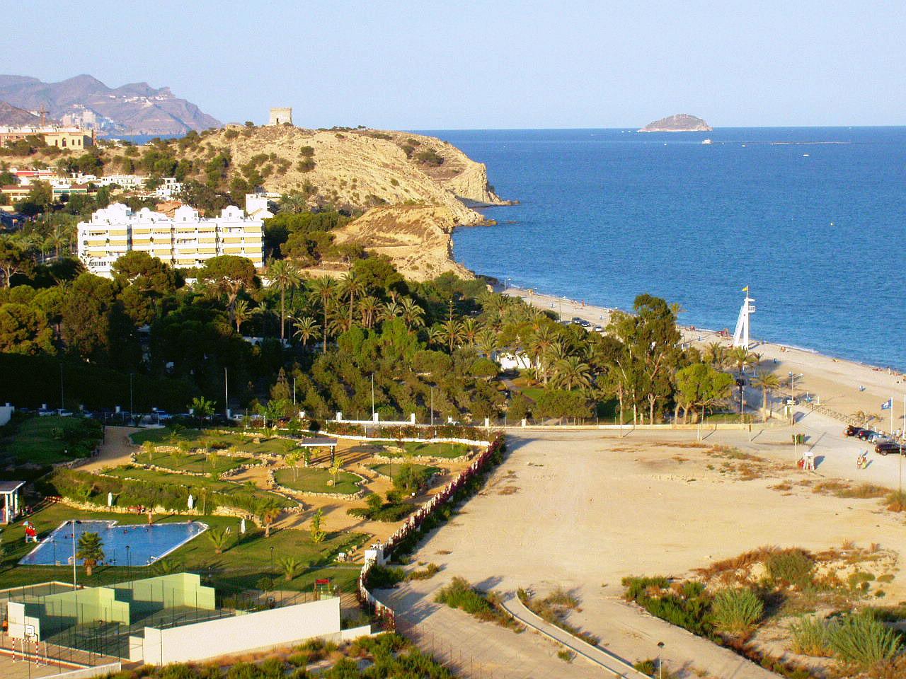 Playa El Bon Nou