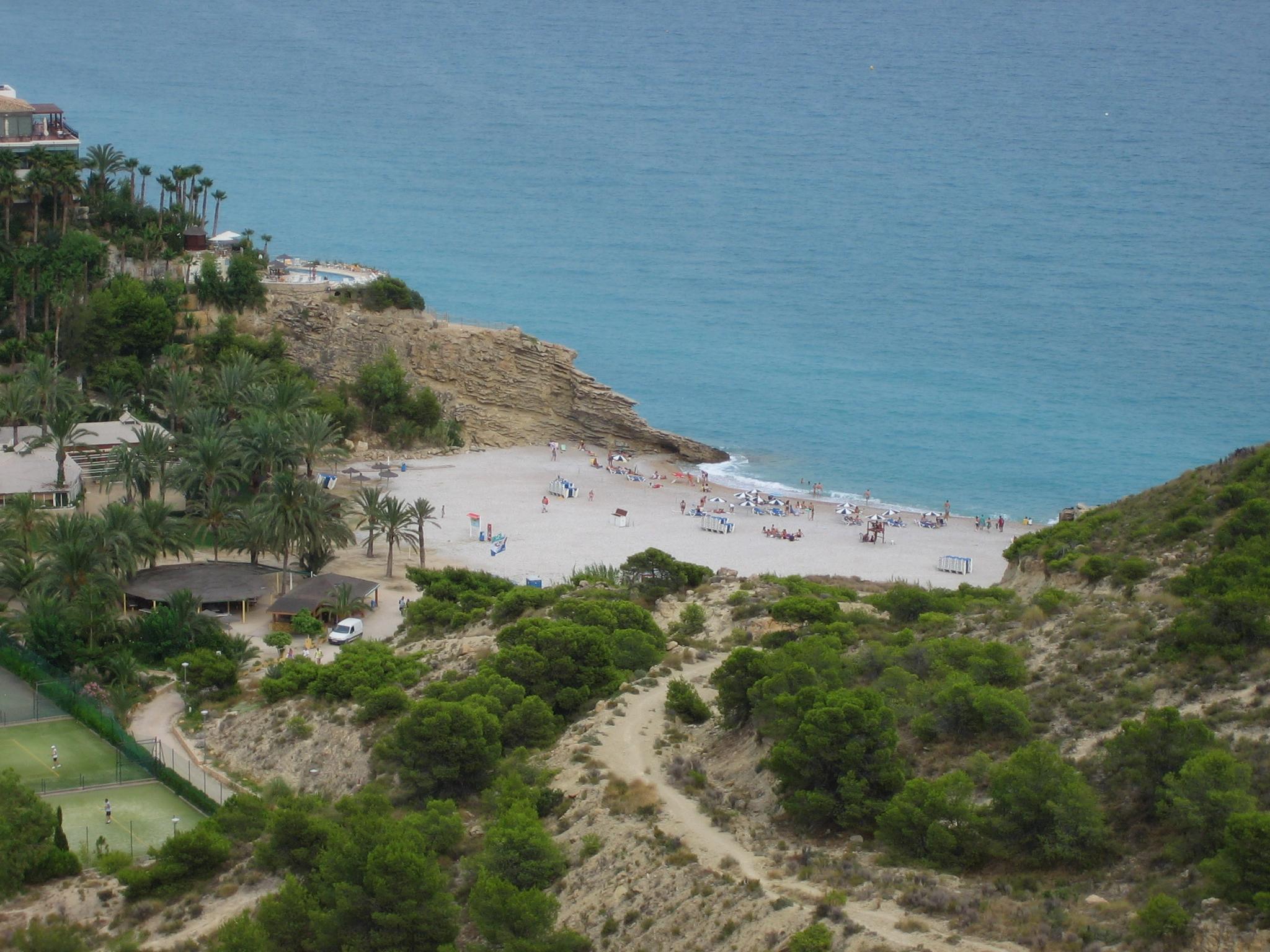 Foto playa El Charco. La caleta