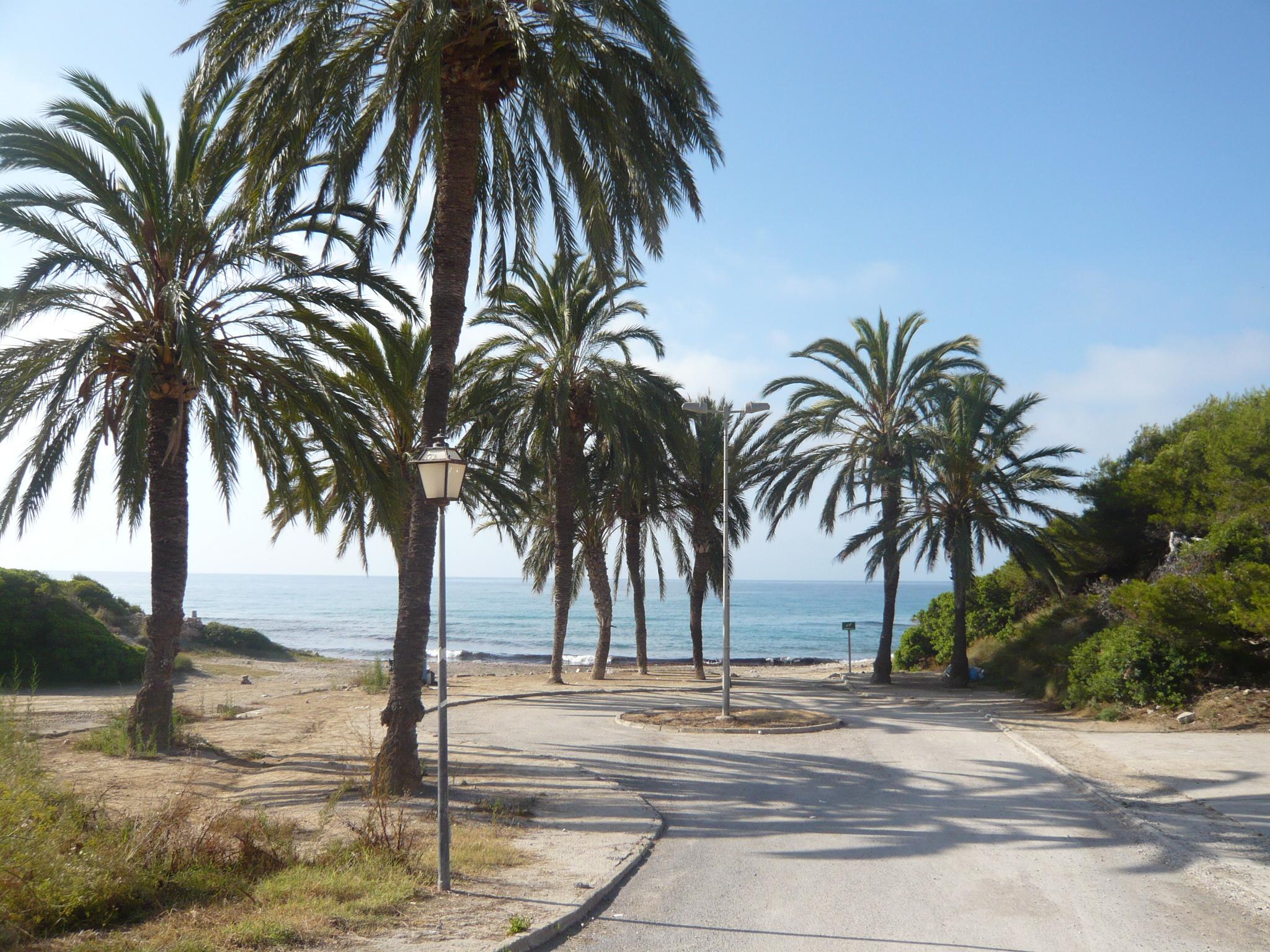 Foto playa La Almadraba. Cala del Carritxal, El Campello