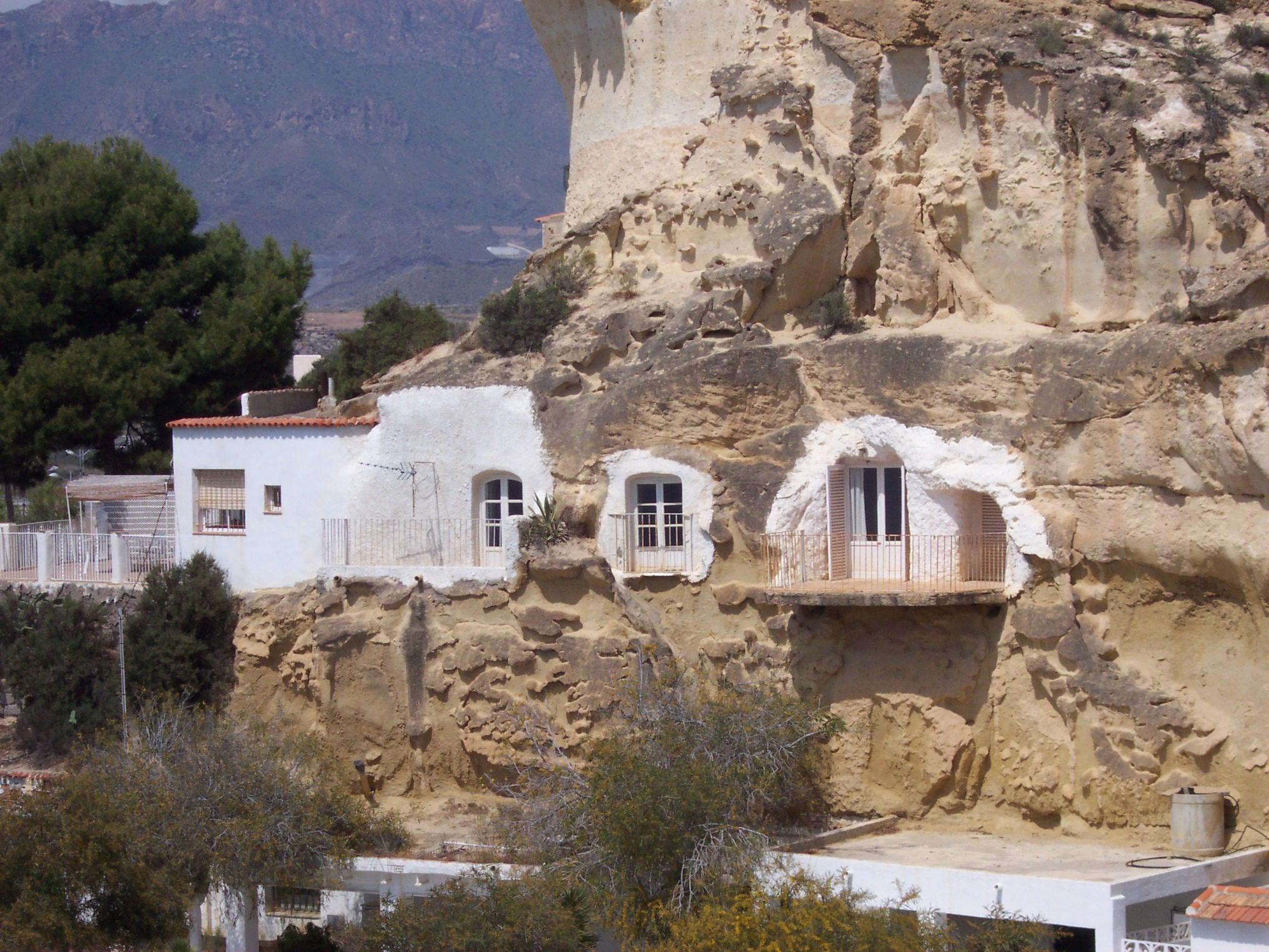 Foto playa Banyets de la Reina / Baños de la Reina. Casas Cueva