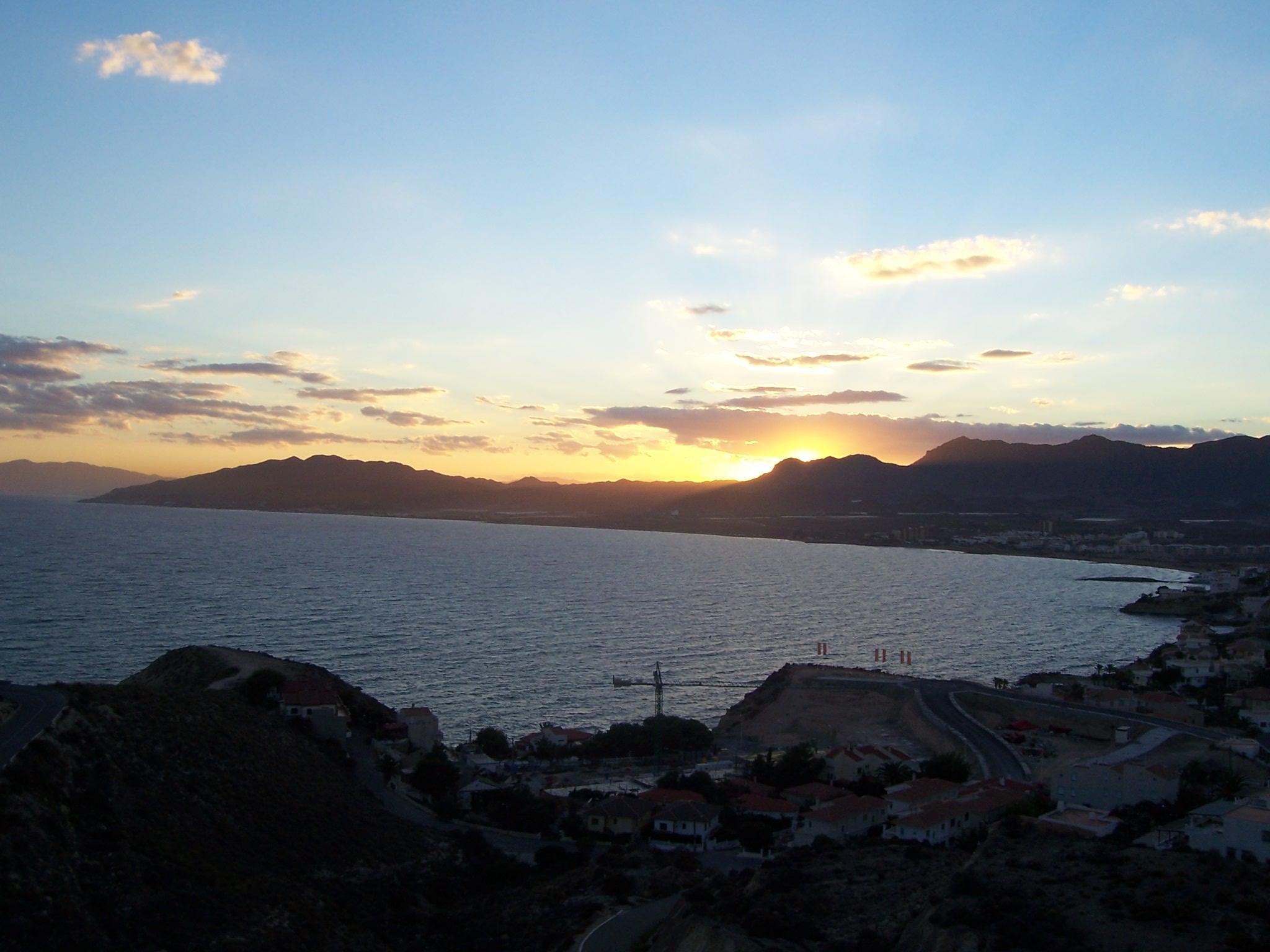 Foto playa Banyets de la Reina / Baños de la Reina. Bahía de Terreros