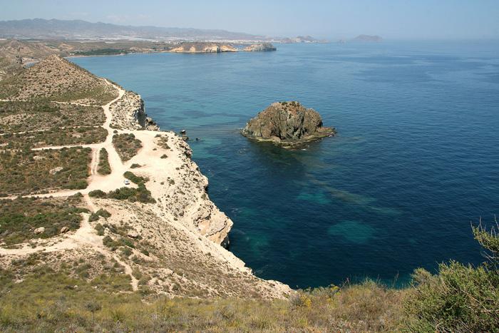 Foto playa Banyets de la Reina / Baños de la Reina. Isla Negra