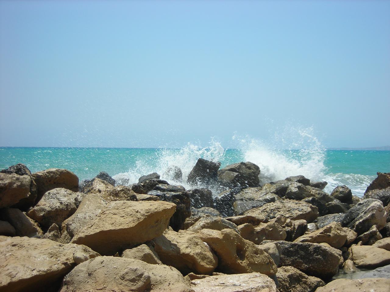 Playa Cala del Barranco de Aguas