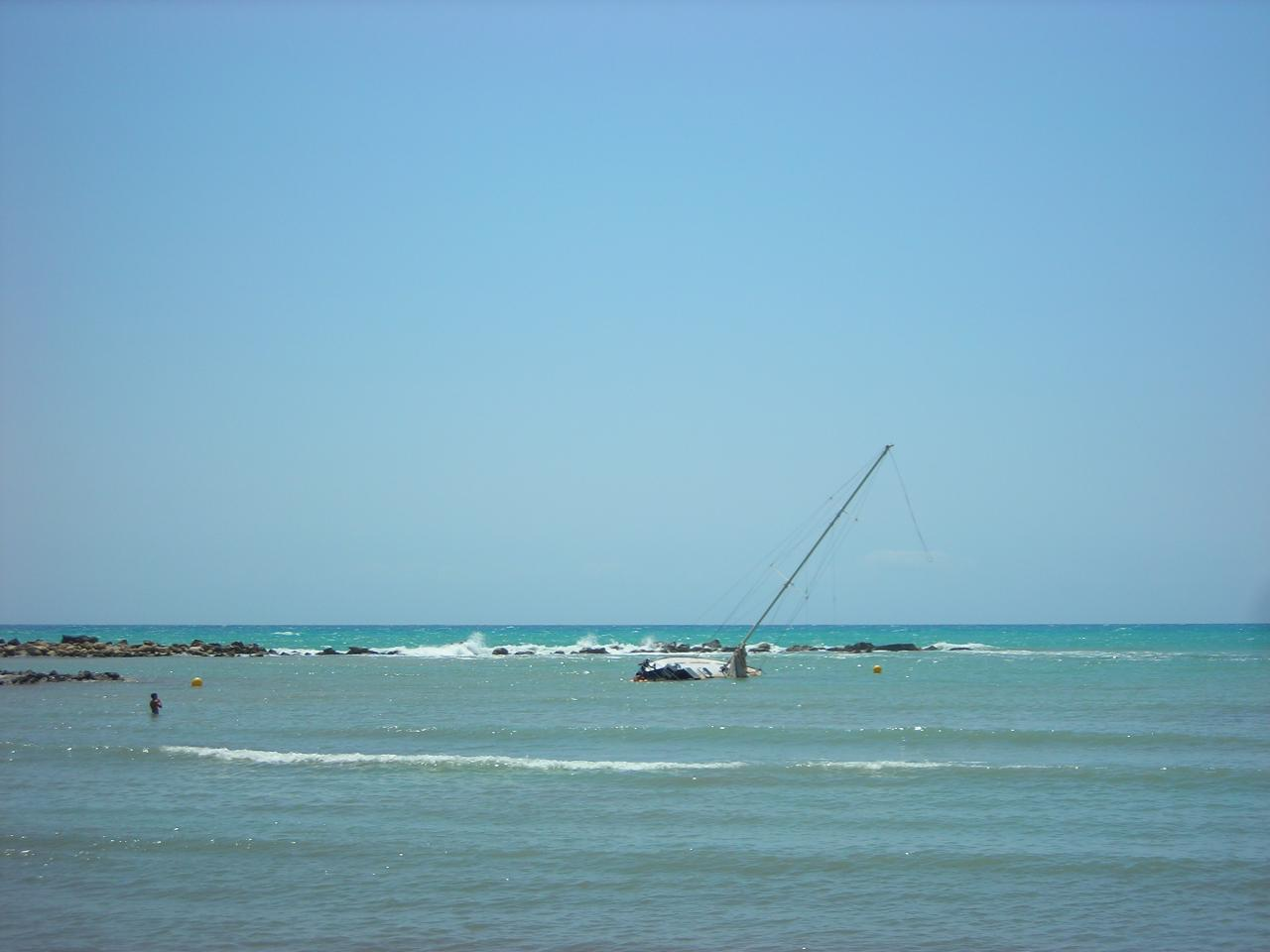 Foto playa Cala del Barranco de Aguas. Cala del Morro Blanco