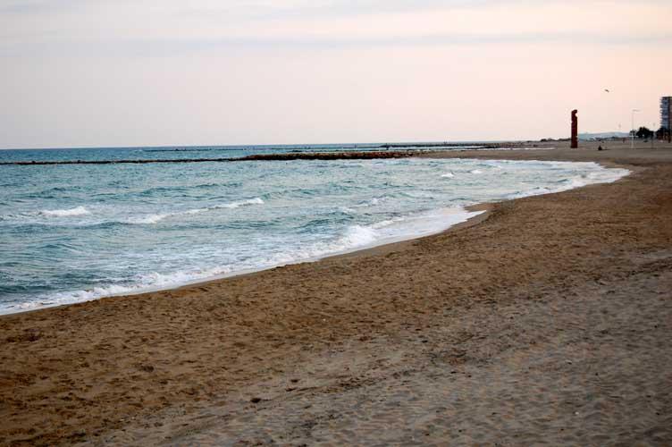 Foto playa Carrer La Mar. Playa de Campello by G76