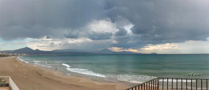 Playa La Almadraba