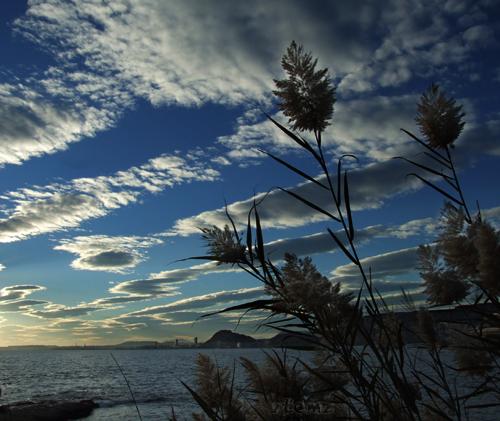 Foto playa Cala Cantalars. Atardecer desde el Cabo (by vtemz)