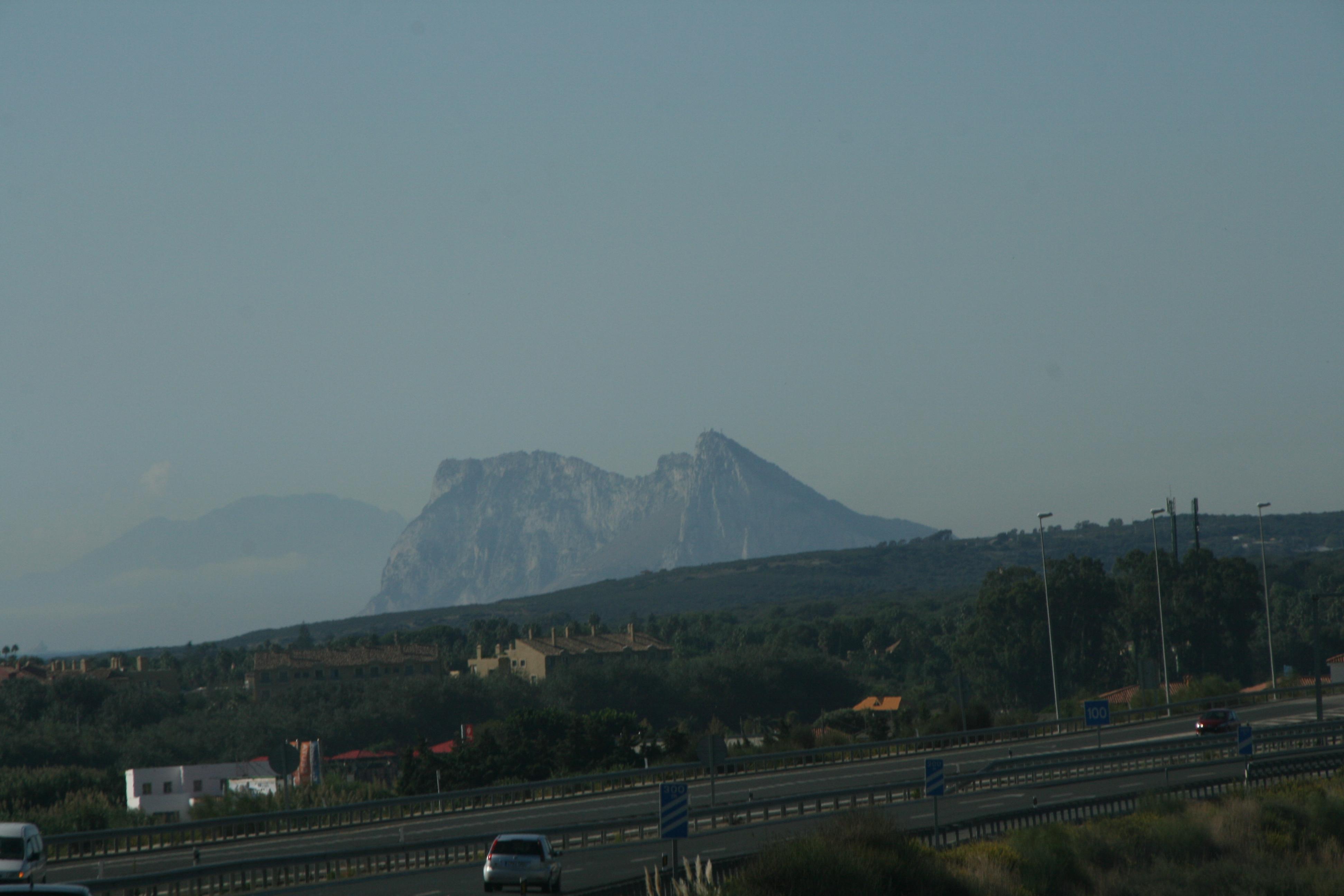 Foto playa Arroyo de los Cañas. Gibraltar