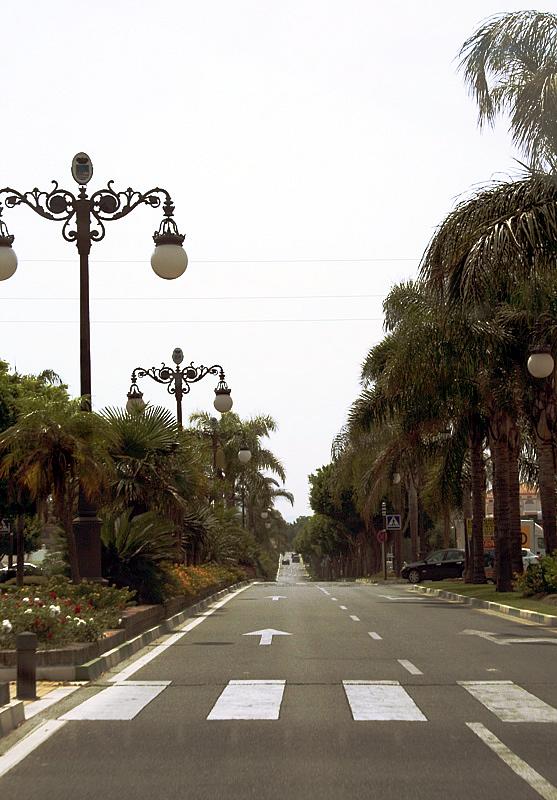 Foto playa Punta de la Plata. Estepona 2008
