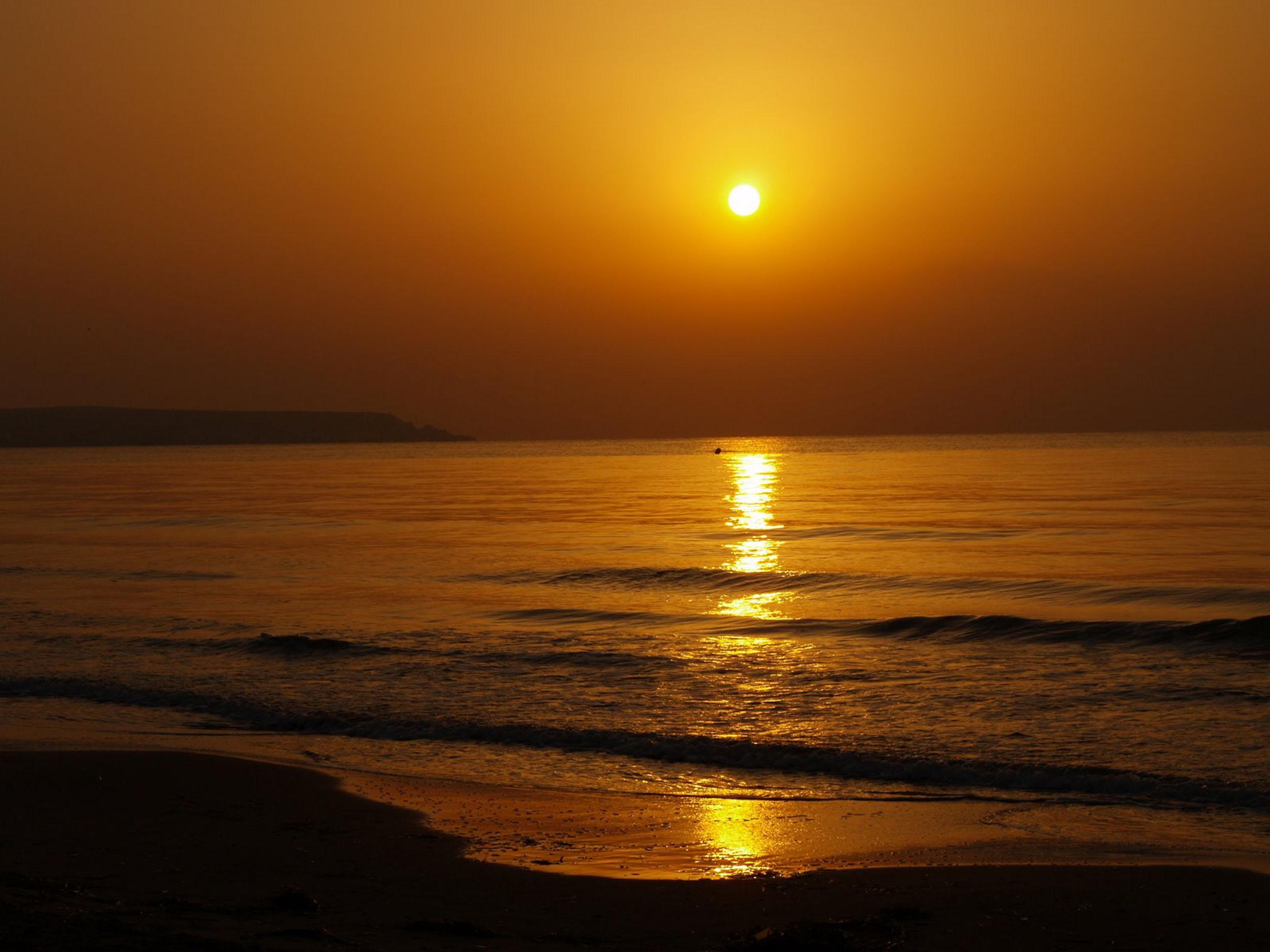 Foto playa El Pinet. El Pinet